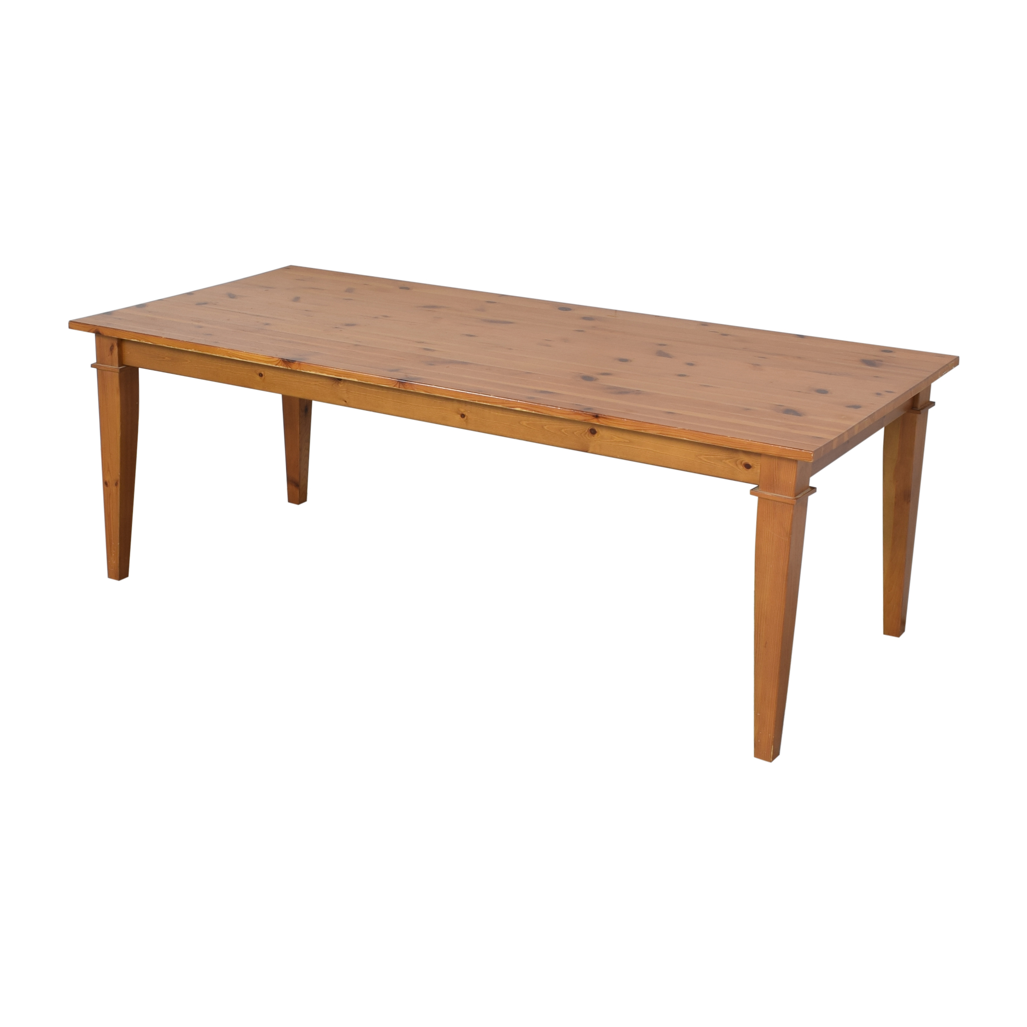 shop Pottery Barn Pottery Barn Rectangular Dining Table online