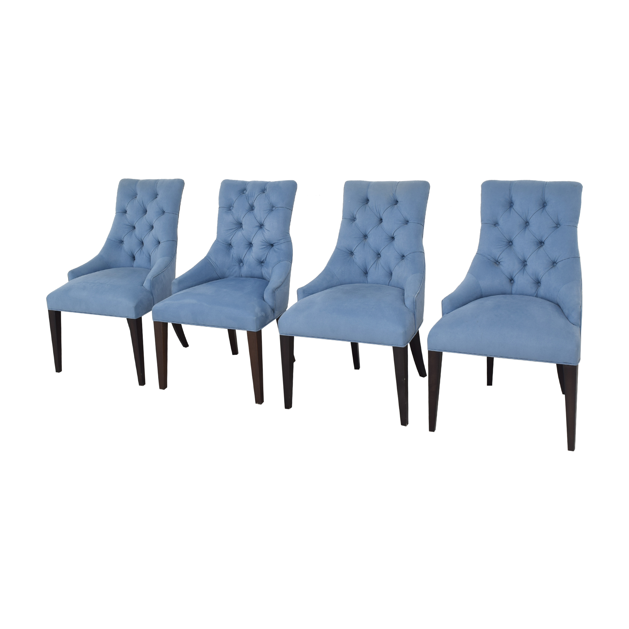 shop Tufted Back Dining Chairs  Dining Chairs