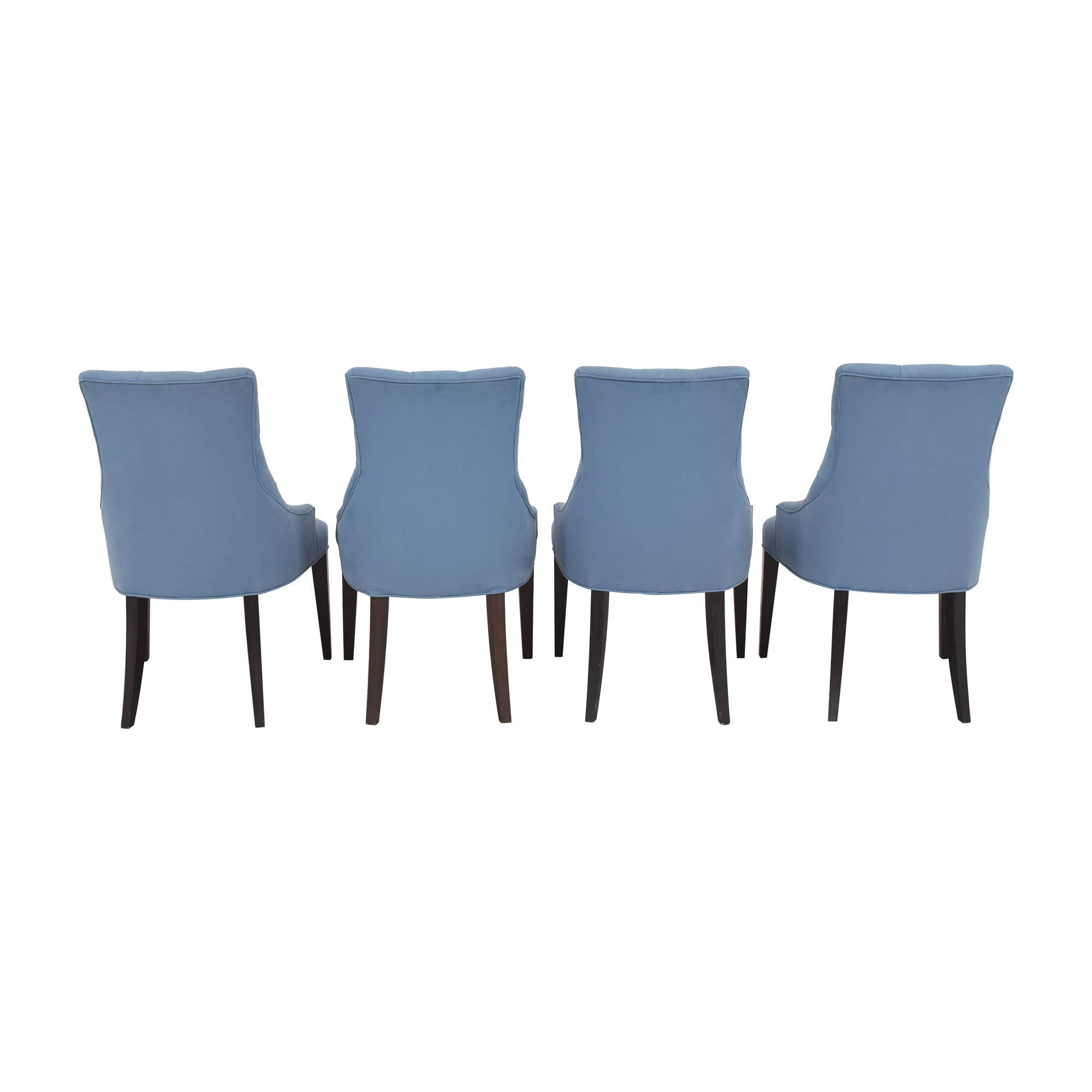 buy  Tufted Back Dining Chairs online