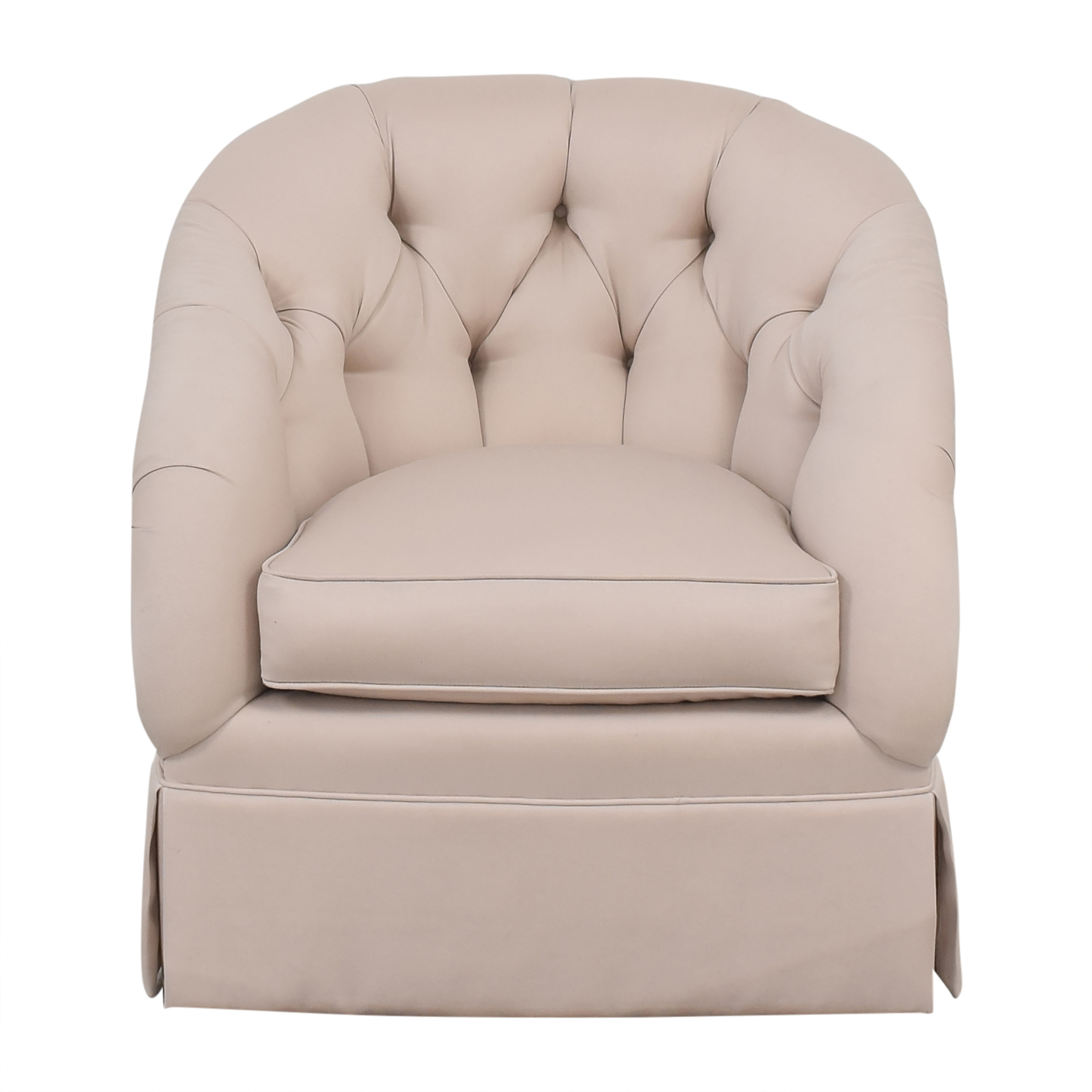 Tufted Swivel Chair Chairs