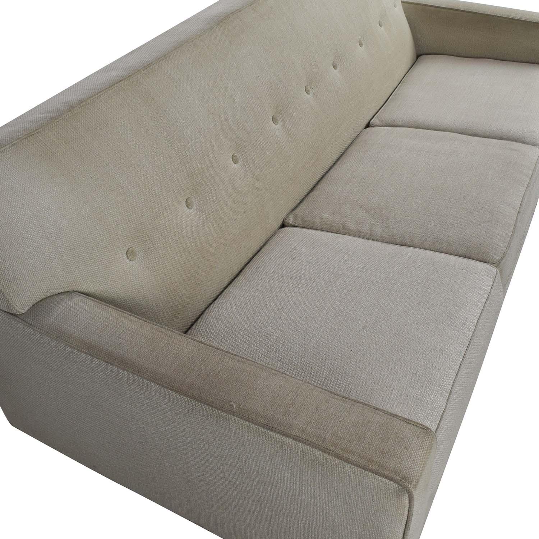 83% OFF Macy s Macy s Clare Fabric Sofa Sofas