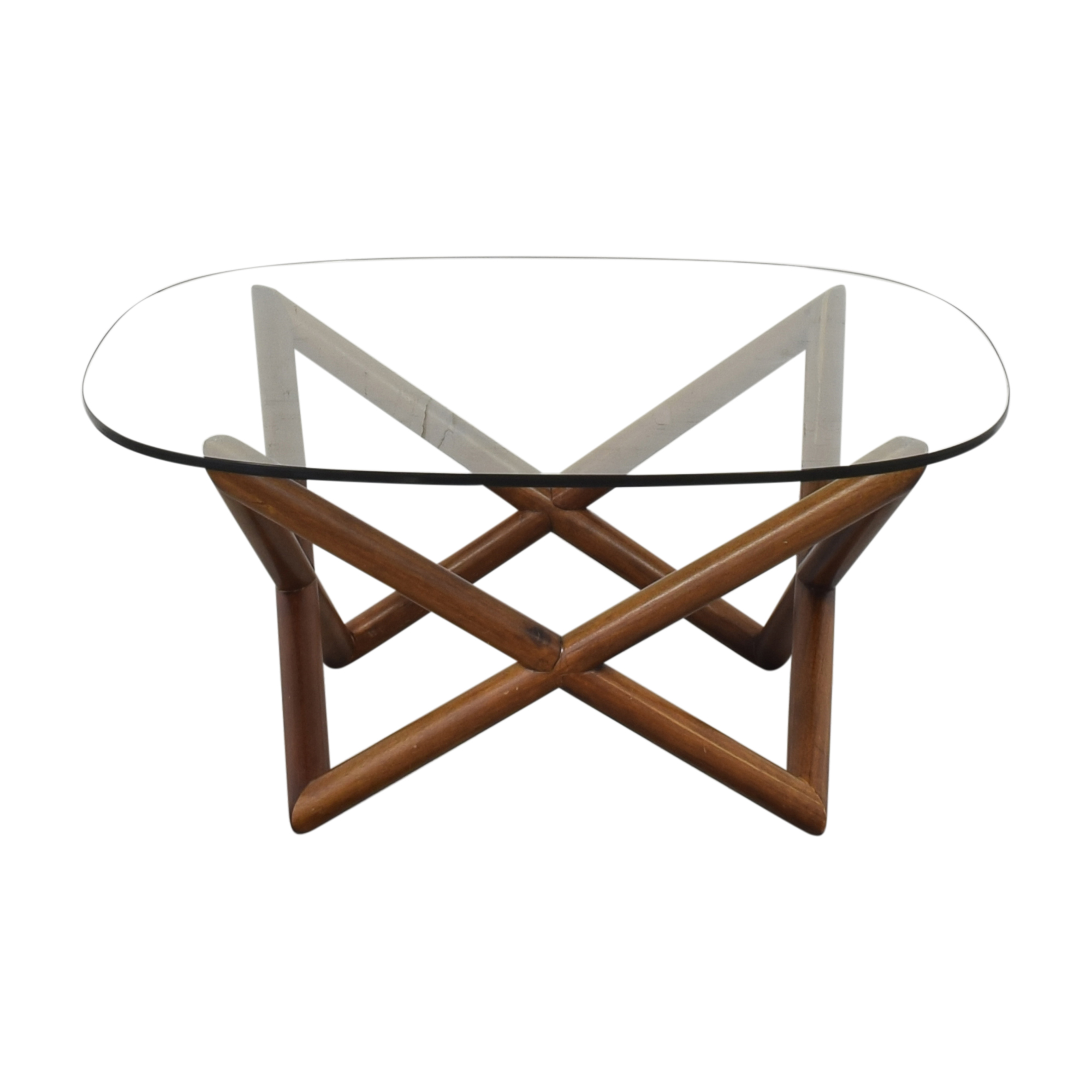 West Elm West Elm Spindle Coffee Table coupon