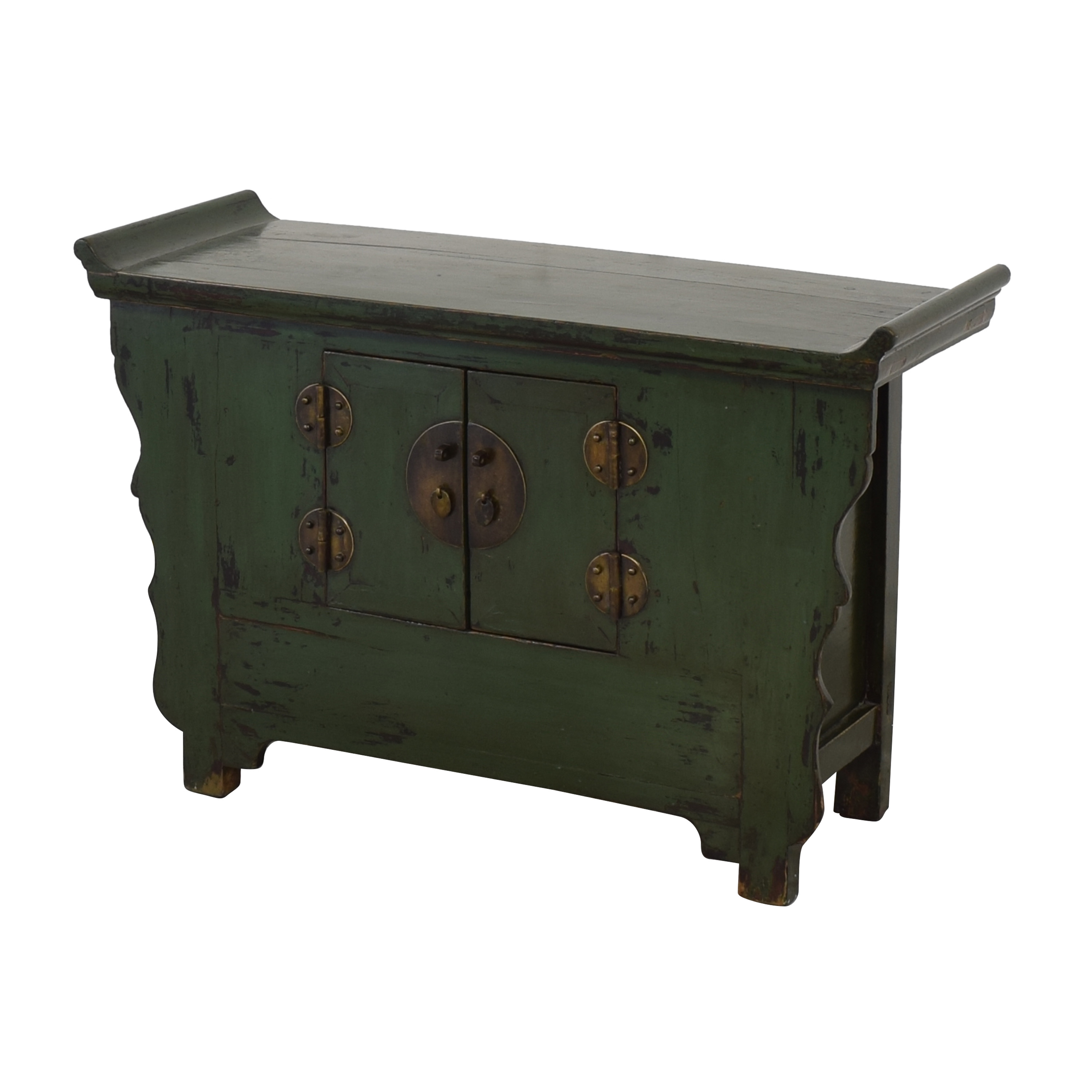 ABC Carpet & Home ABC Carpet & Home Asian Style Accent Table used