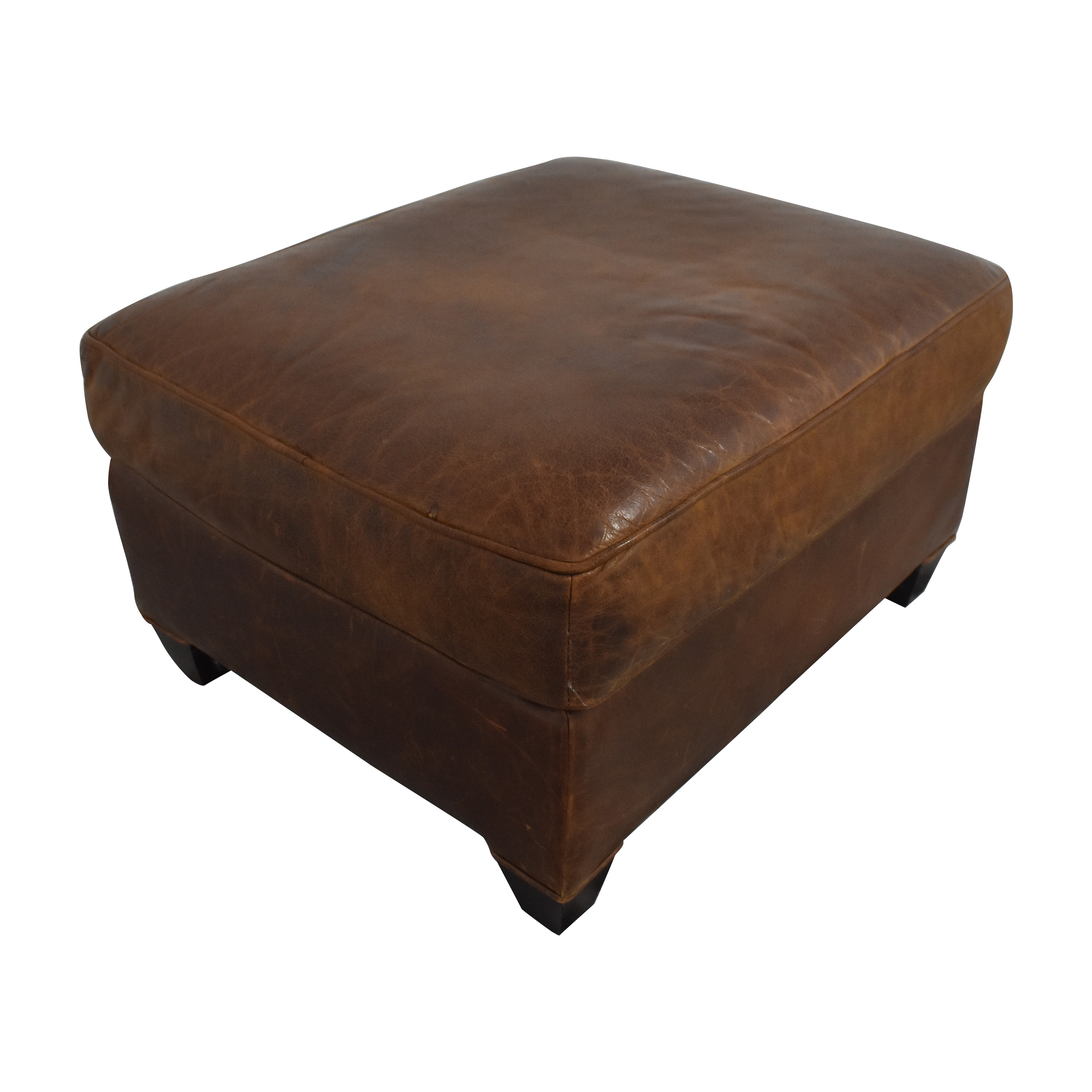 Crate & Barrel Crate & Barrel Ottoman pa