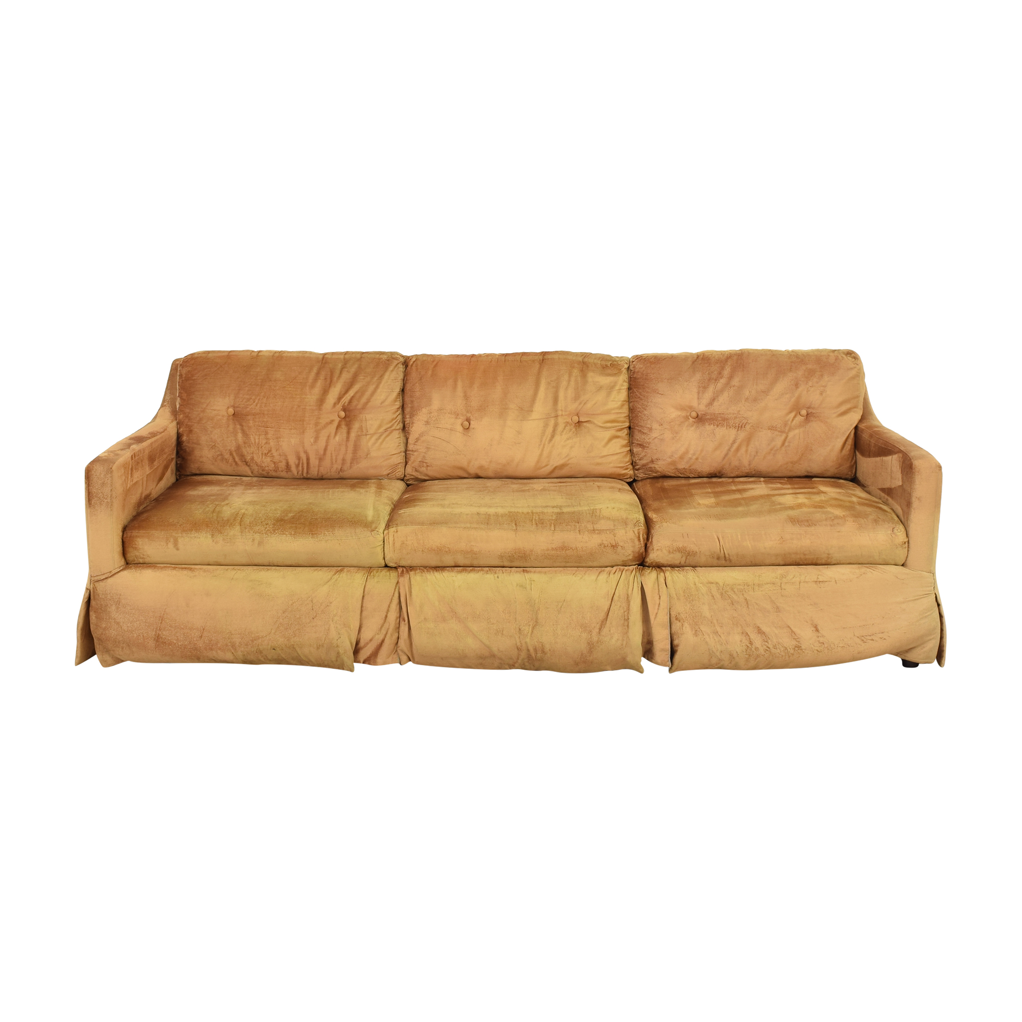 Ethan Allen Ethan Allen Skirted Sofa for sale