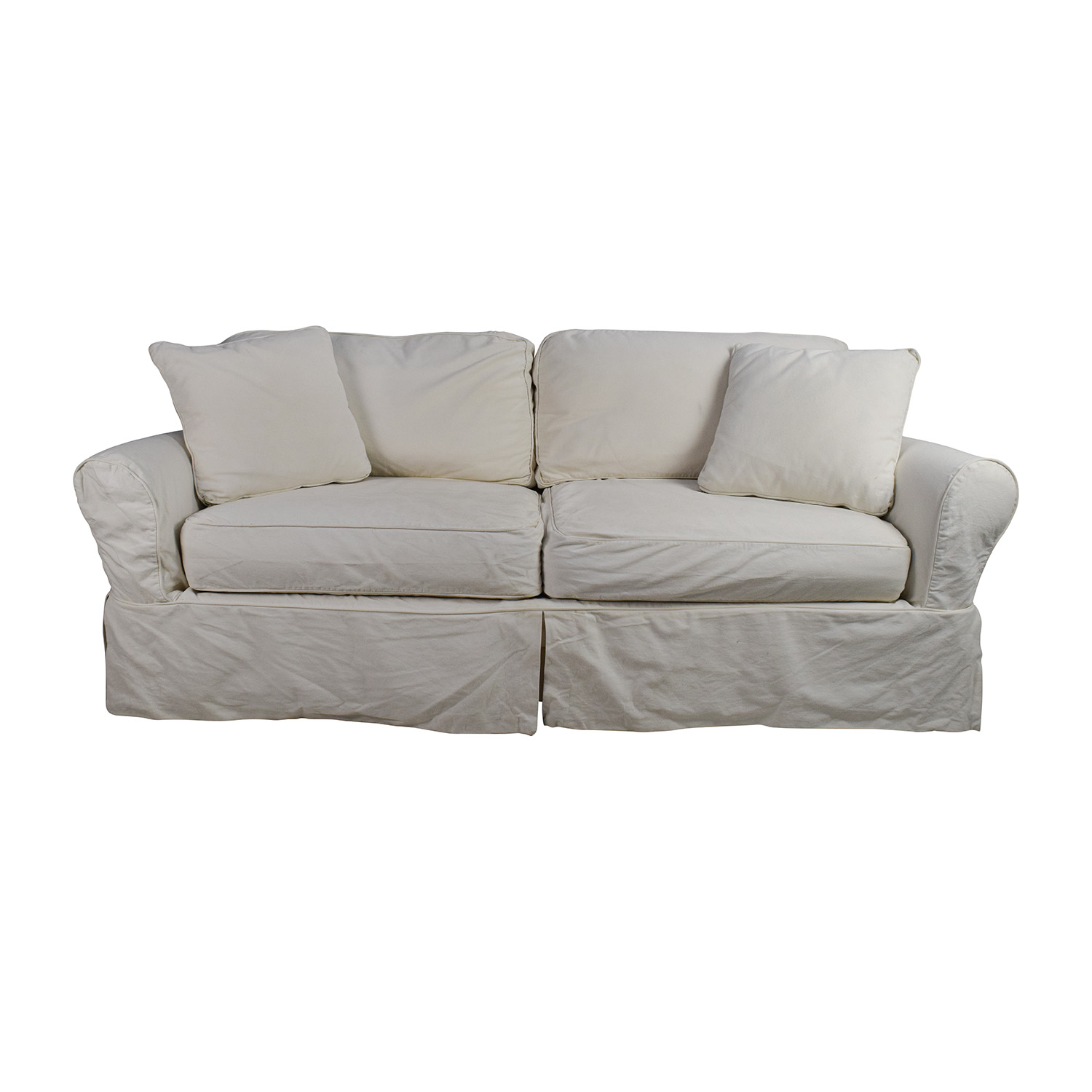 Pottery Barn Couches