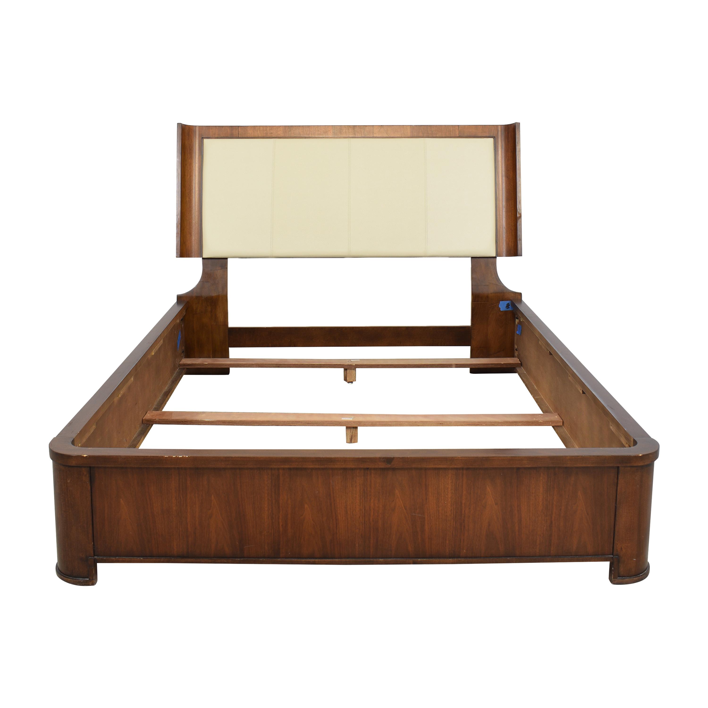 shop Horchow Aspen Queen Bed Horchow Beds