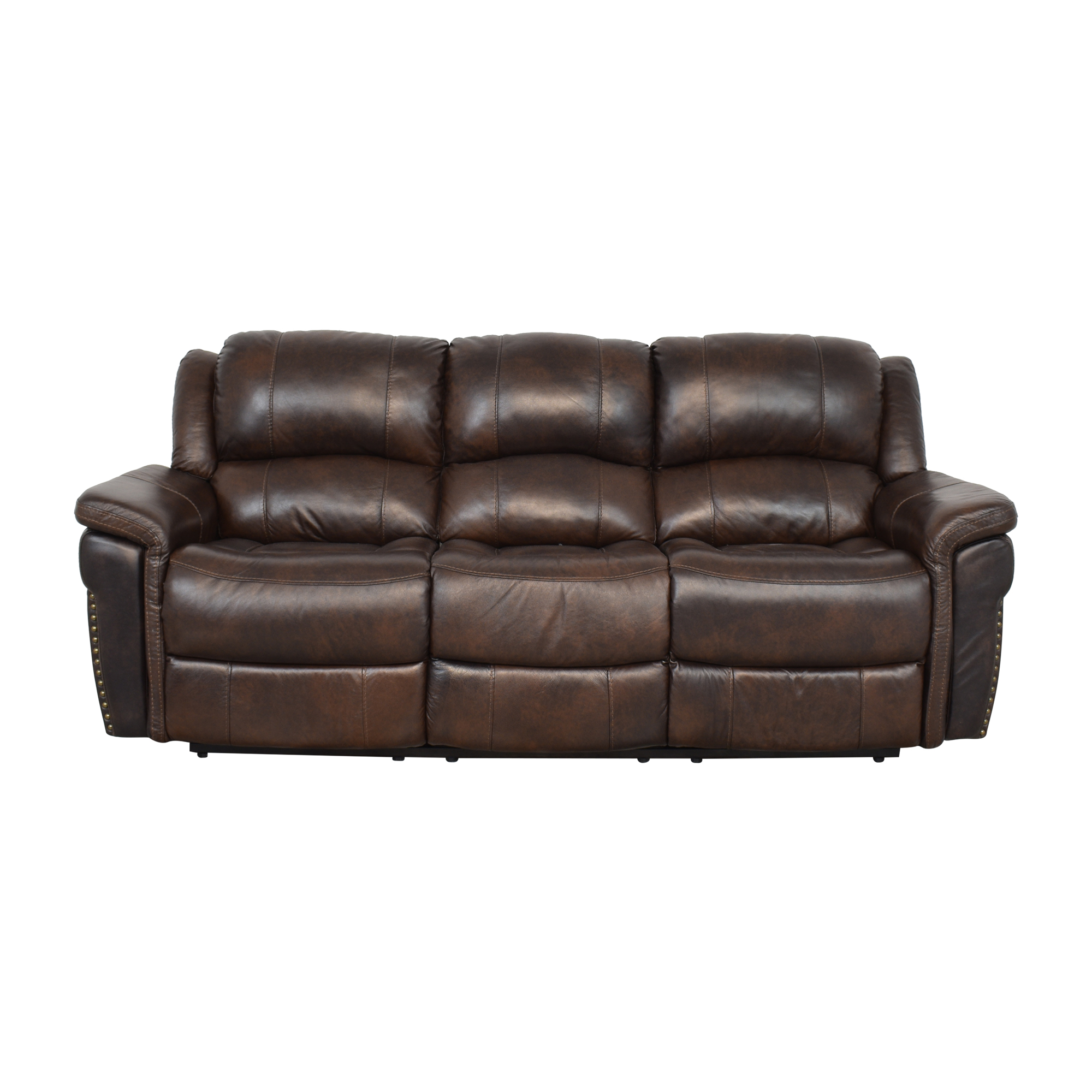 Delancey Street Furniture Recliner Sofa discount