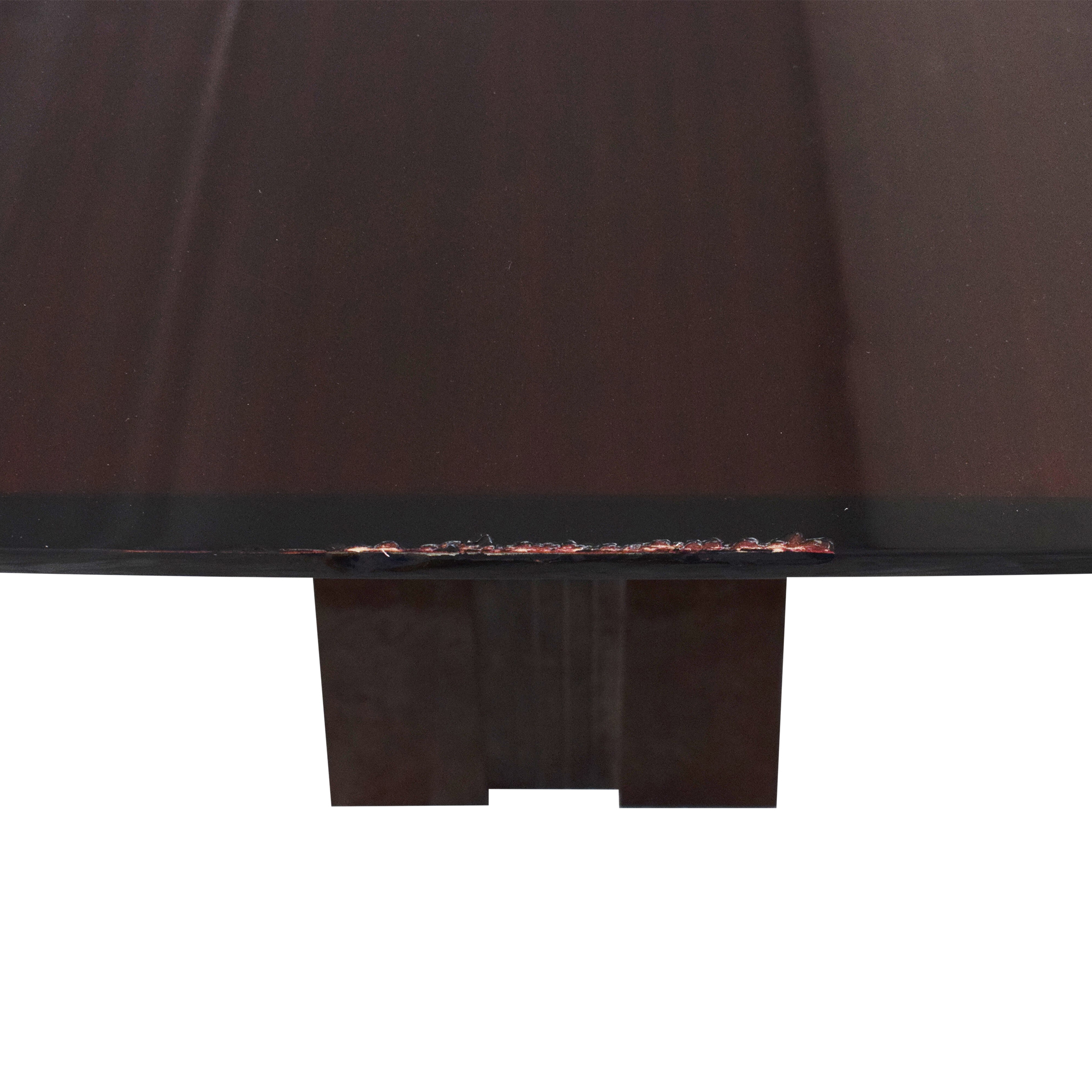 Dakota Jackson Dakota Jackson Ariel Collection Dining Table nyc