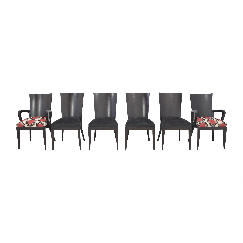Dakota Jackson Dakota Jackson Dining Chairs used