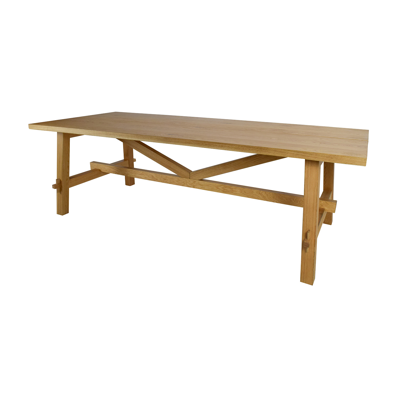 buy IKEA MOCKELBY Wood Table IKEA Dinner Tables