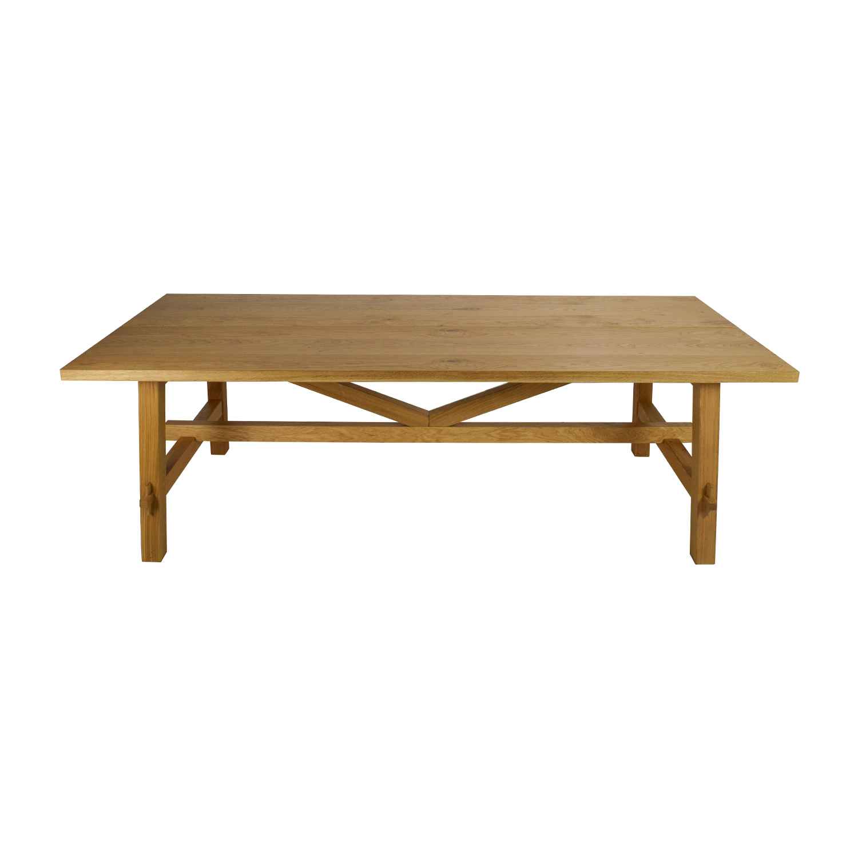 IKEA IKEA MOCKELBY Wood Table dimensions