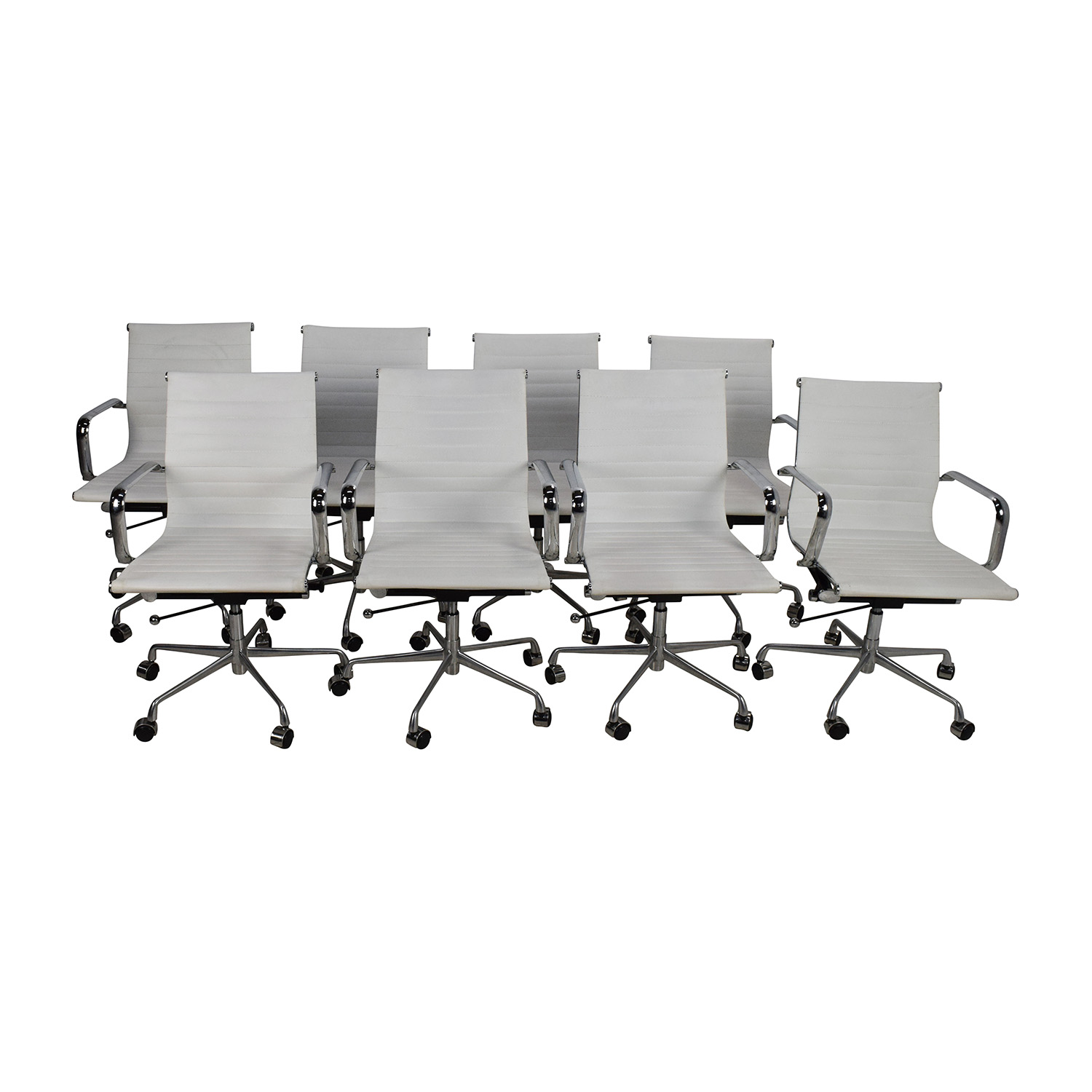 buy Laura Davidson Eames Replica Office Chair Set Laura Davidson Home Office Chairs