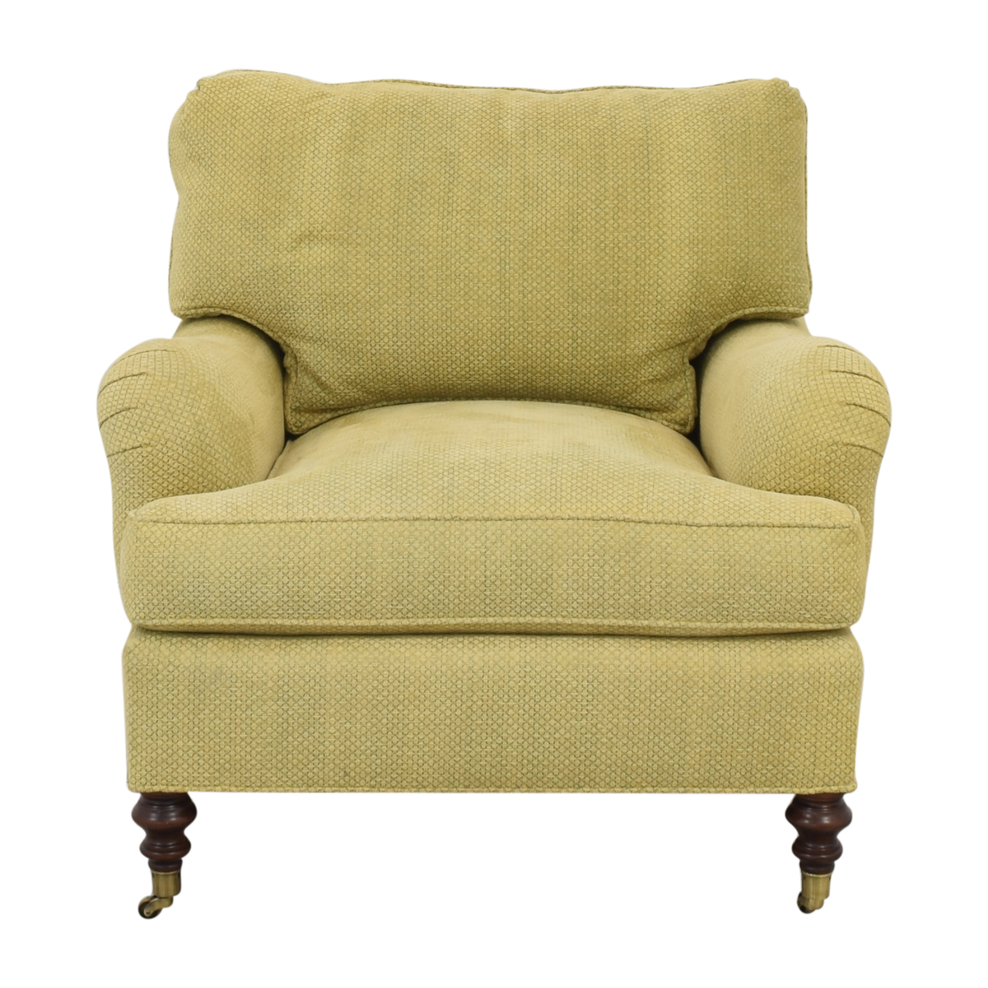 shop Edward Ferrell + Lewis Mittman Berkley Club Chair Ferrell Mittman Accent Chairs