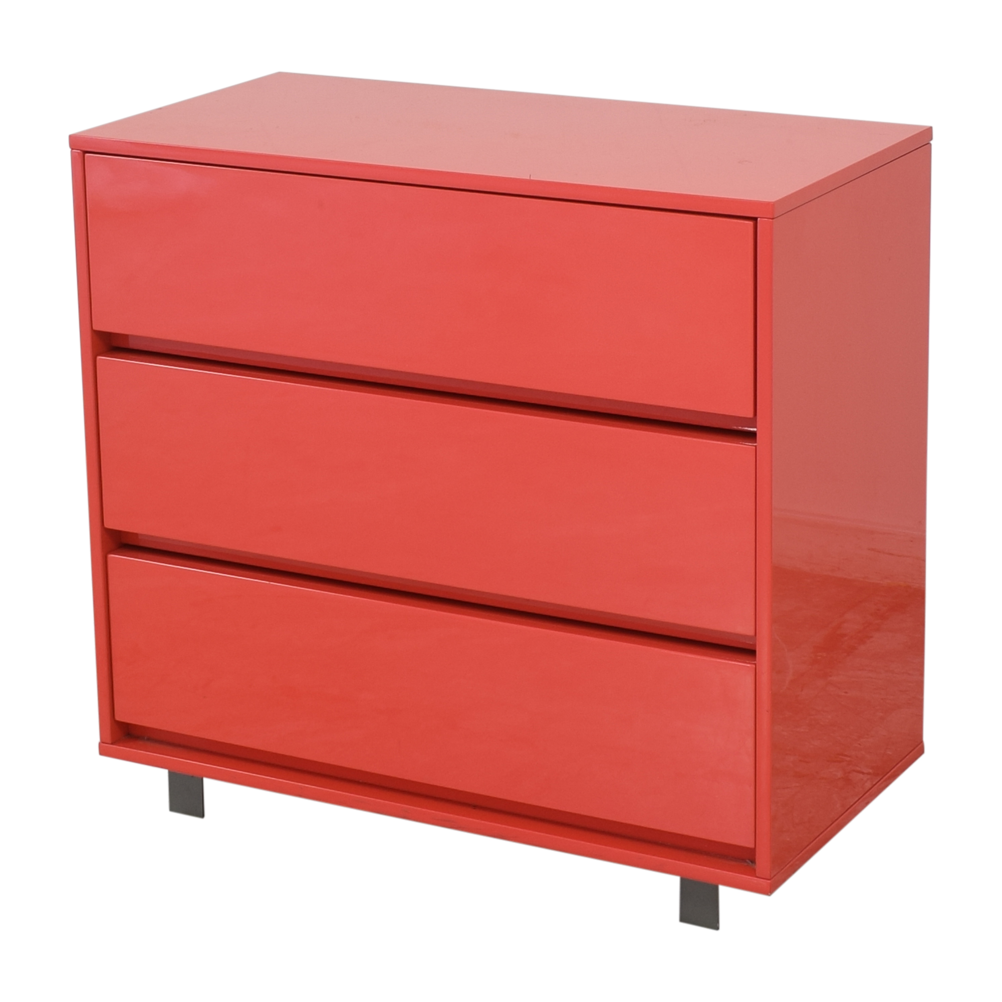 shop CB2 3-Drawer Dresser CB2 Storage