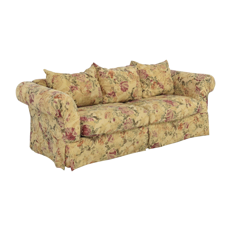 Rowe Furniture Rowe Three Cushion Sofa used