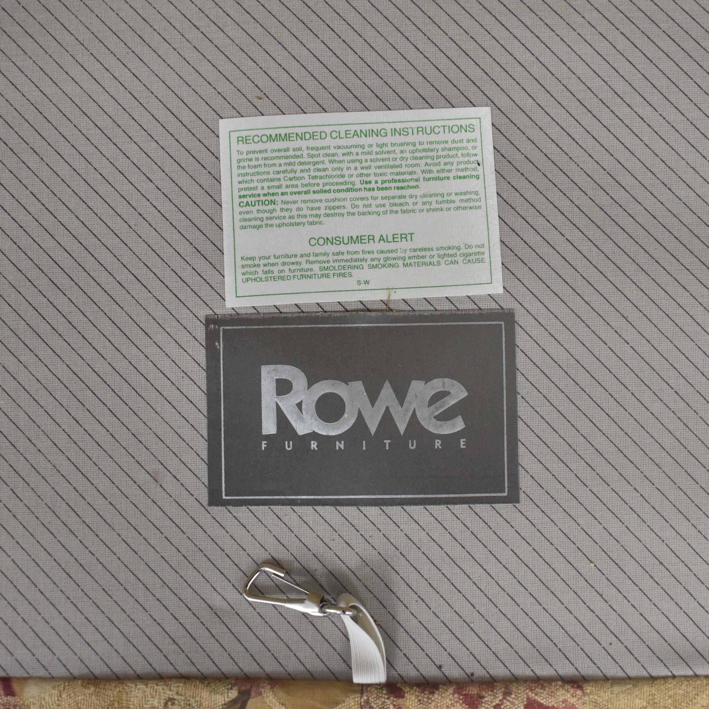 Rowe Furniture Rowe Three Cushion Sofa discount