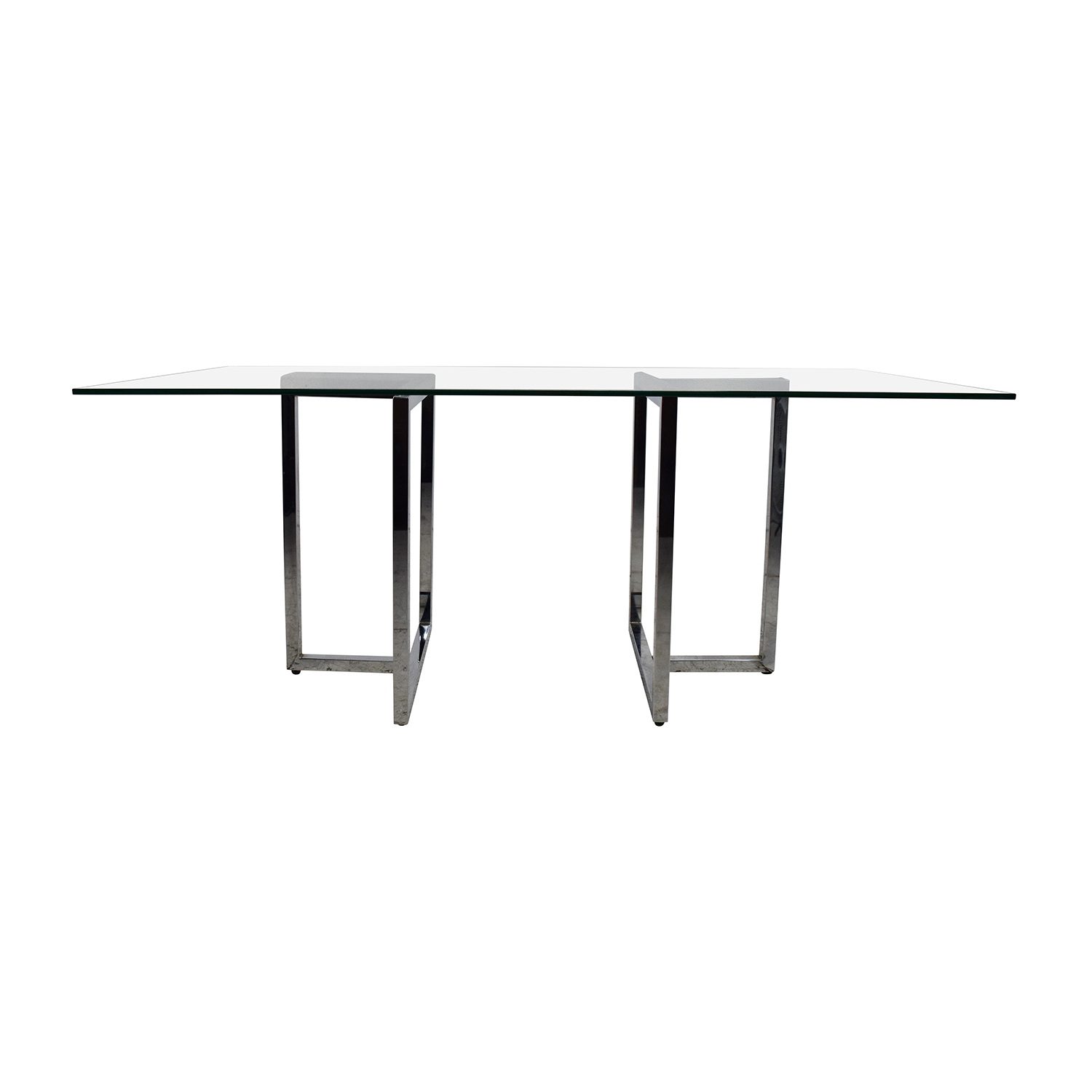shop CB2 Silverado Dining Table CB2