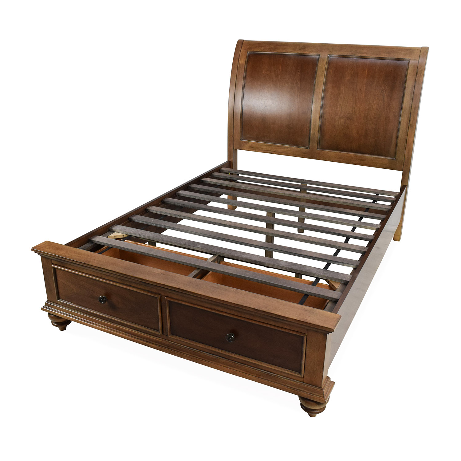 Raymour And Flanigan Storage Beds Full