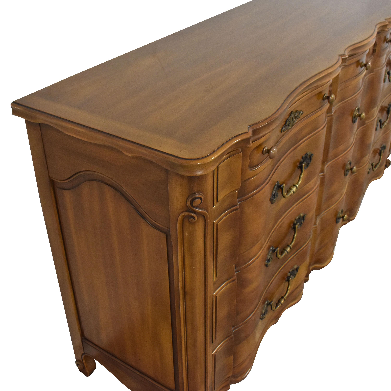 shop John Widdicomb Co Dresser John Widdicomb Co. Dressers