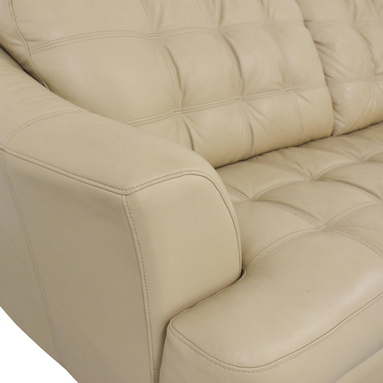 Superb Creations Two Cushion Sofa
