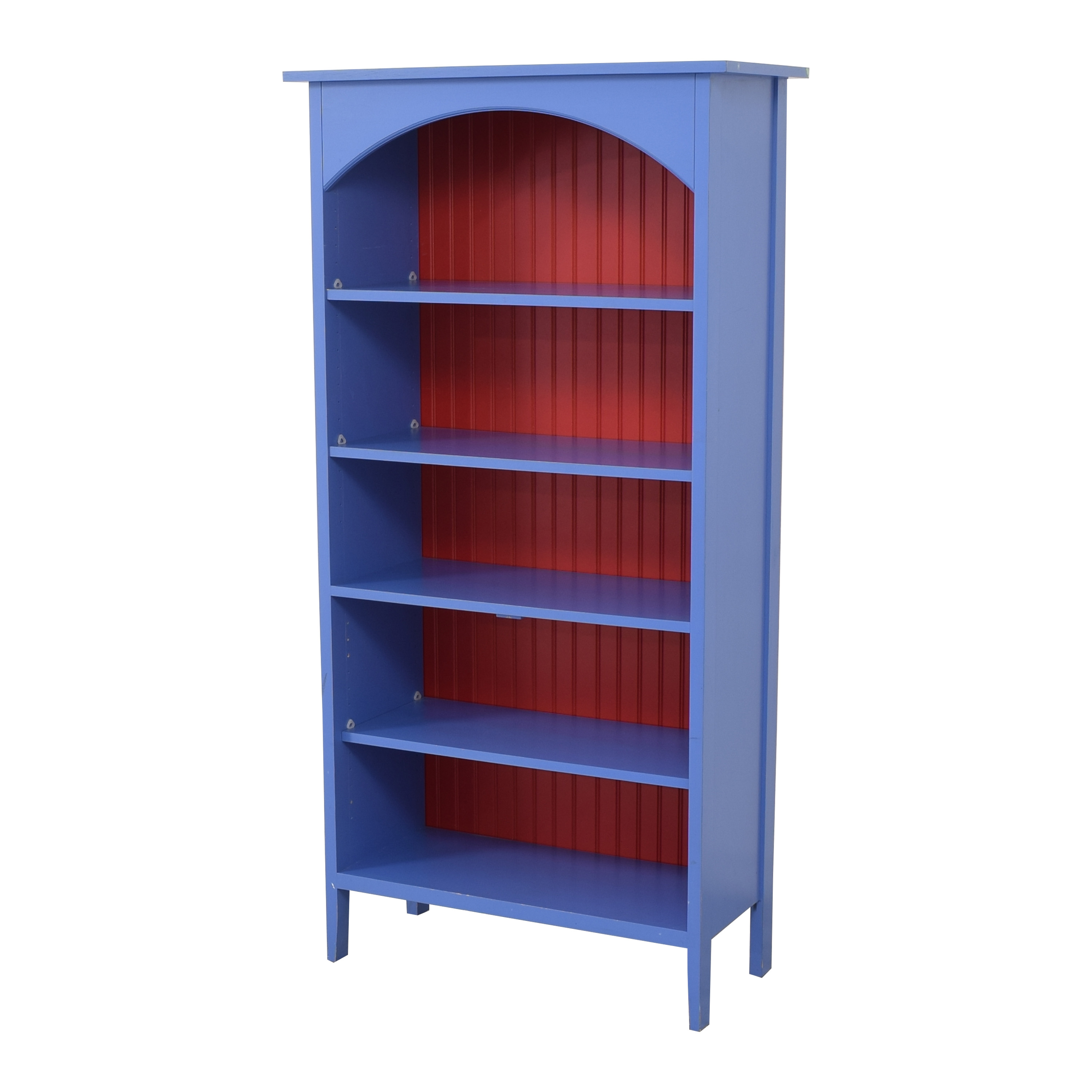 Solid & Basic Solid & Basic Five Shelf Bookcase Bookcases & Shelving