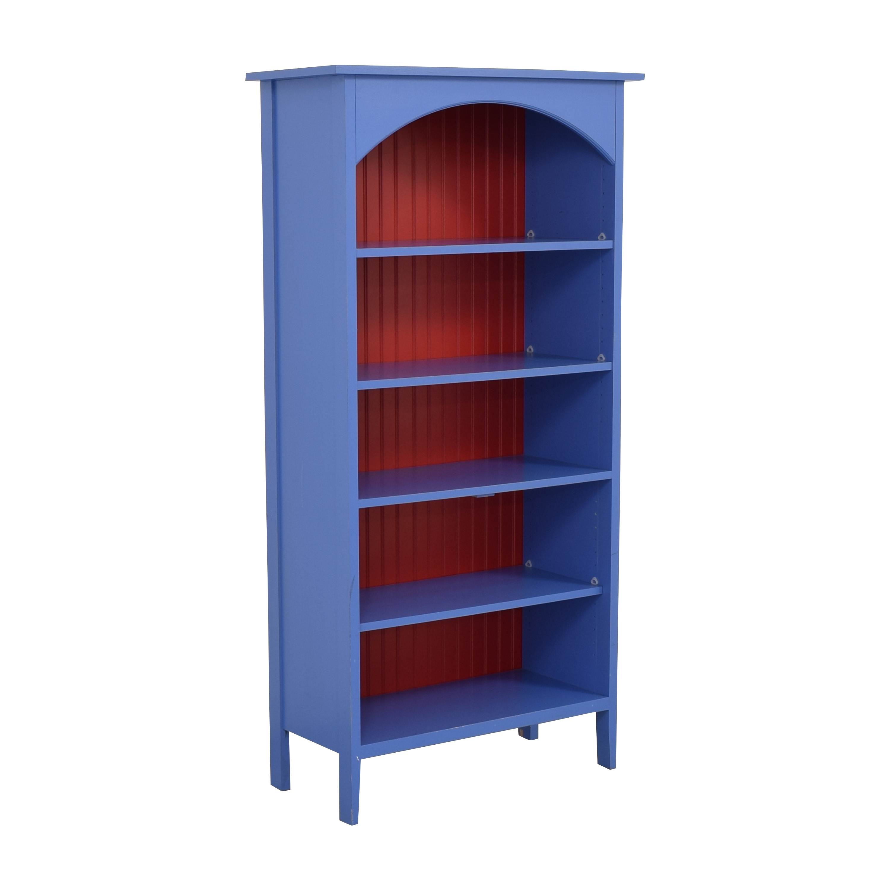 Solid & Basic Solid & Basic Five Shelf Bookcase for sale