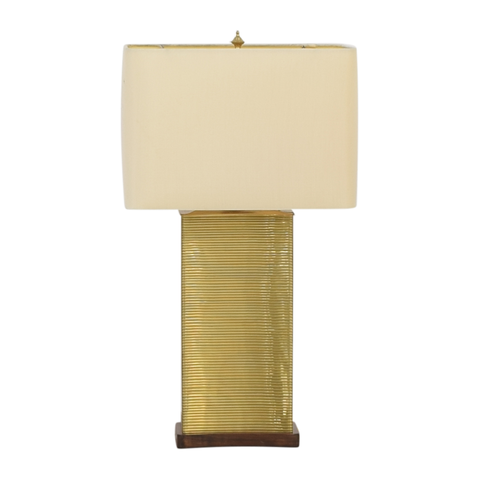 Frederick Cooper Frederick Cooper Uptown Antique Brass Table Lamp used