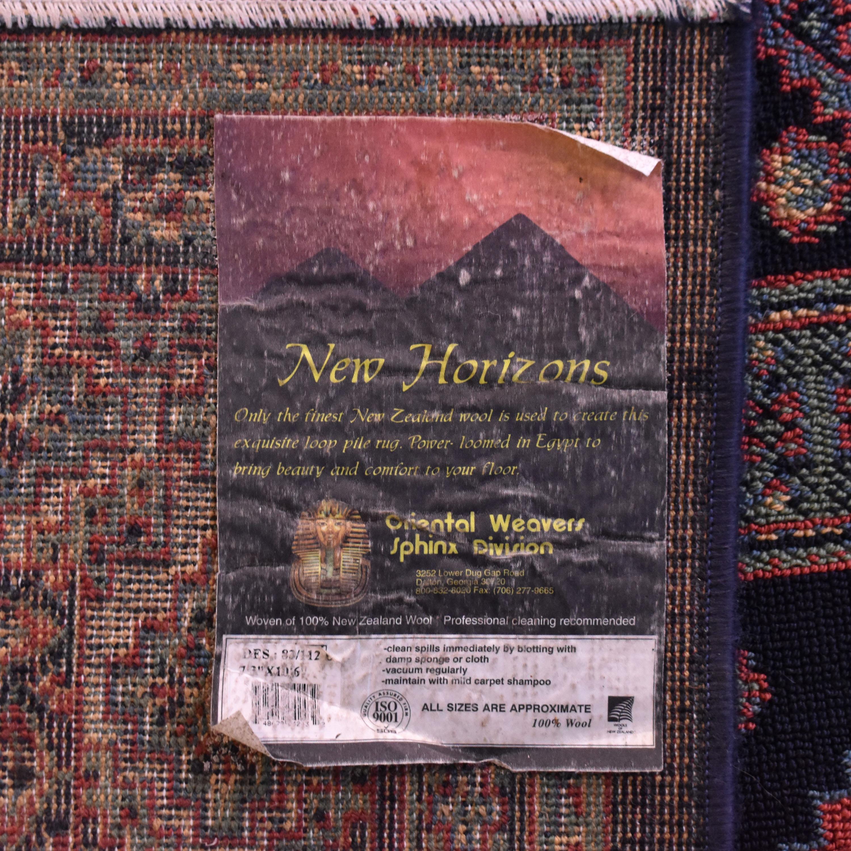 shop Oriental Weavers New Horizons Area Rug Oriental Weavers Rugs