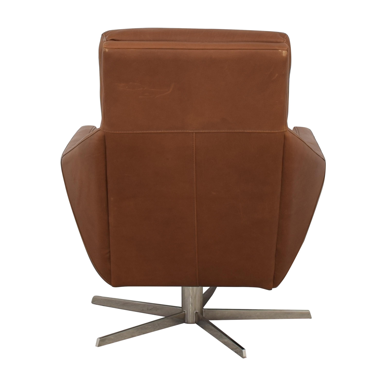 buy West Elm Austin Swivel Armchair West Elm Chairs