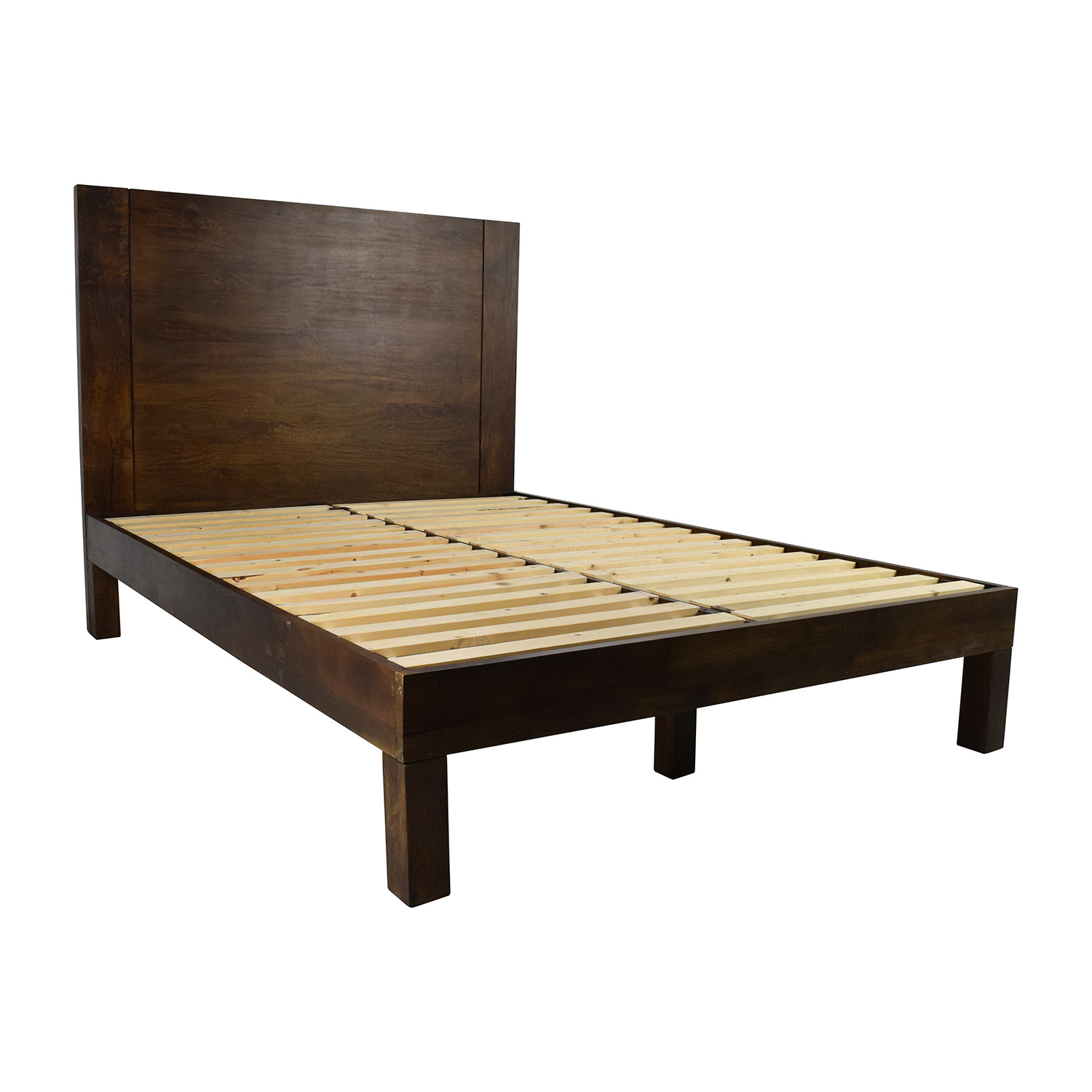west elm west elm boerum queen bed second hand