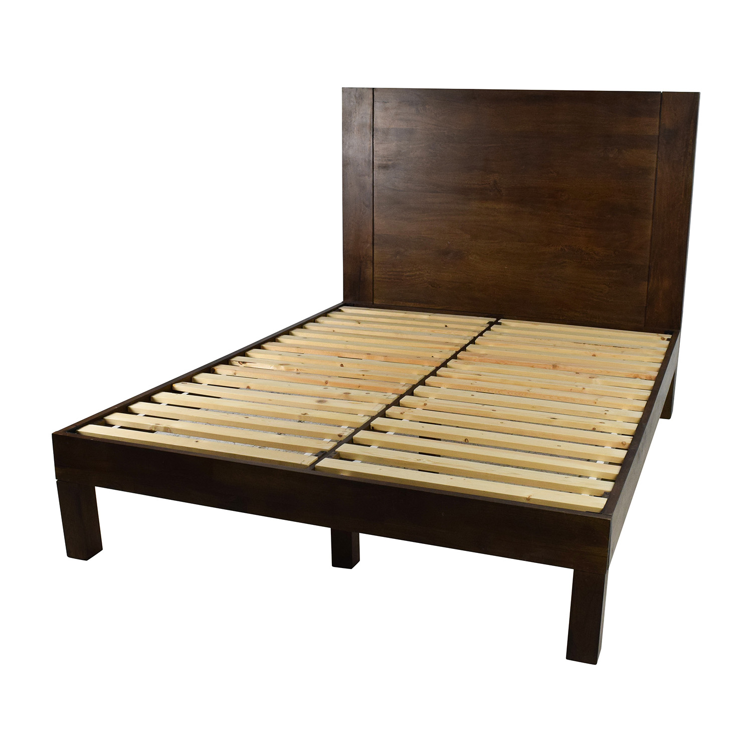 west elm west elm boerum queen bed on sale