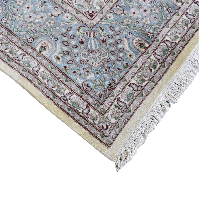 Bloomingdale's Bloomingdale's Oriental Rug with Fringe nyc