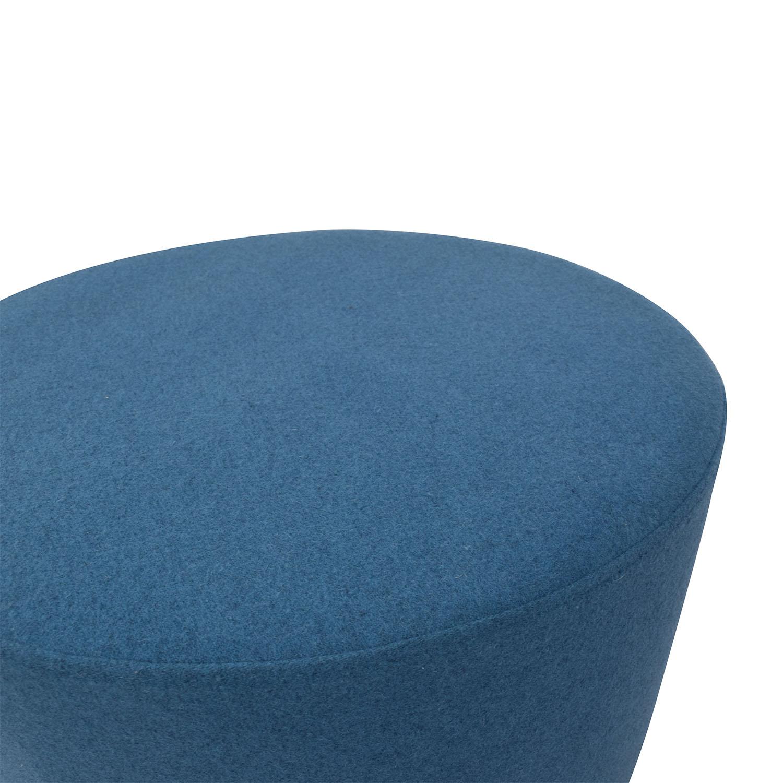 buy Blu Dot Bumper Large Ottoman Blu Dot Storage