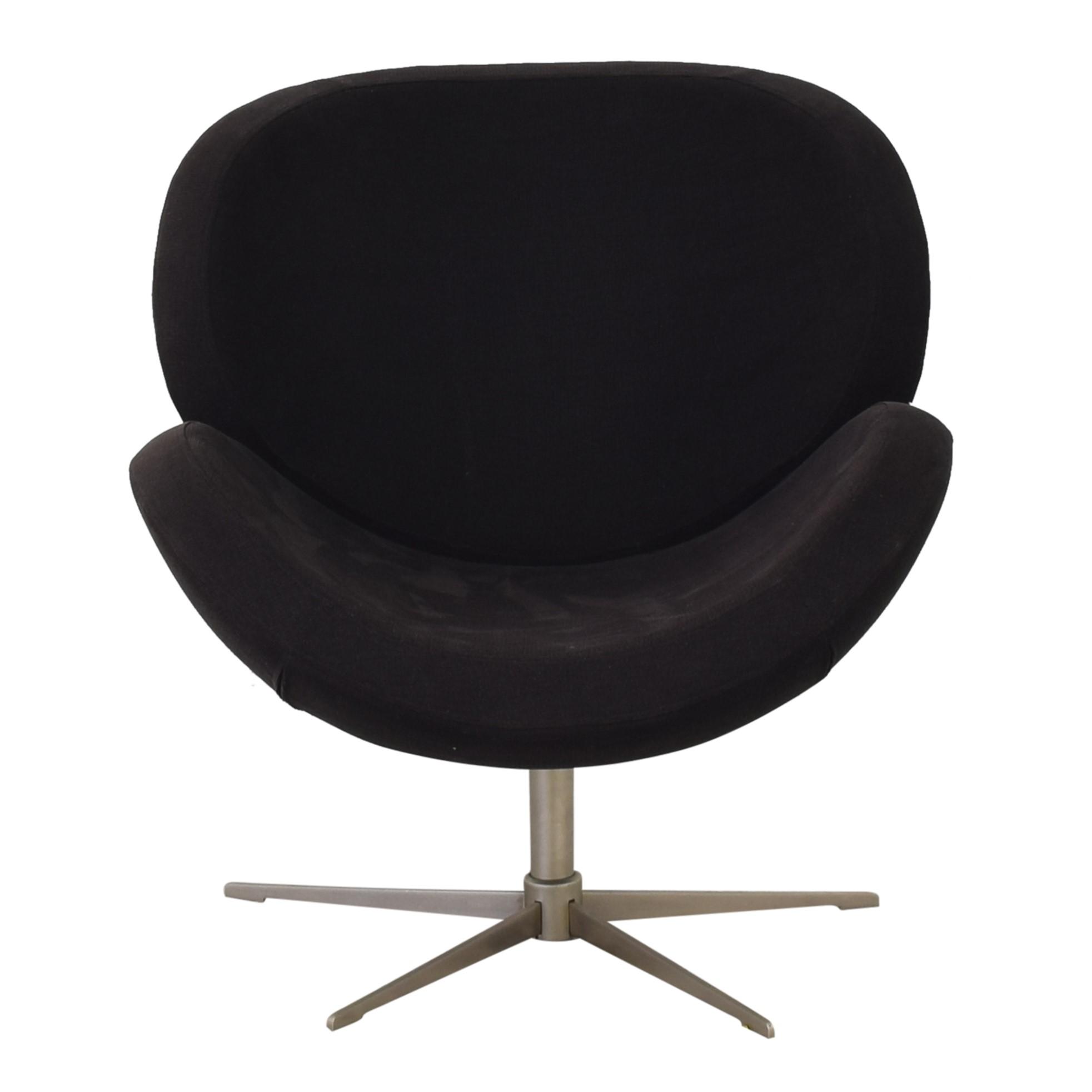 shop BoConcept Swivel Accent Chair BoConcept Accent Chairs