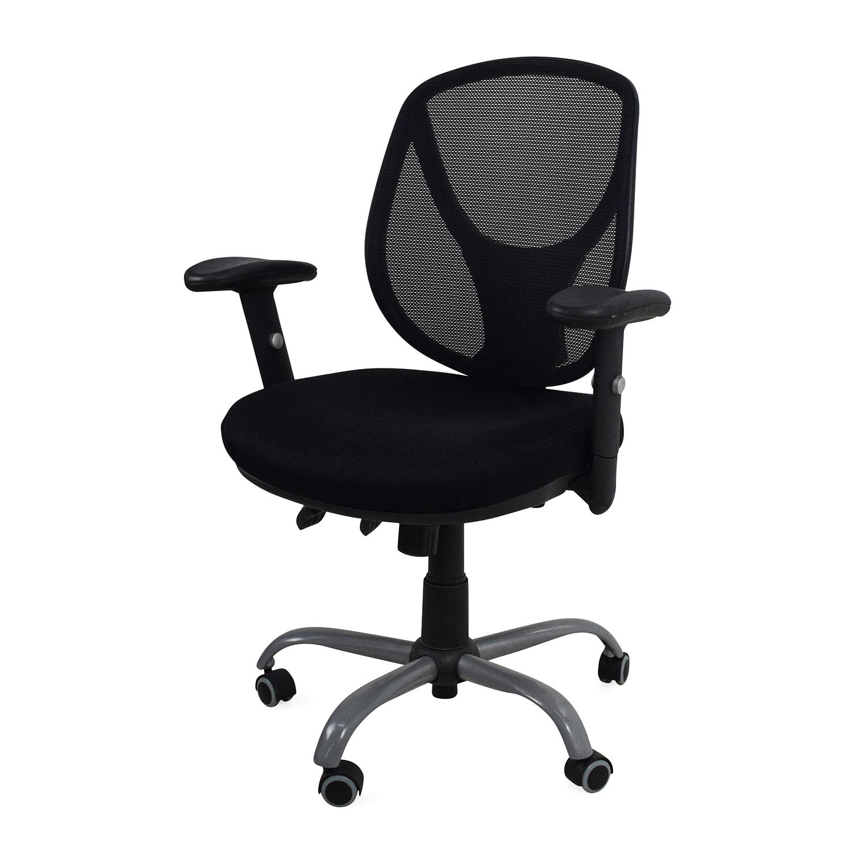 75 off staples staples acadia ergonomic mesh office for Buy a chair online