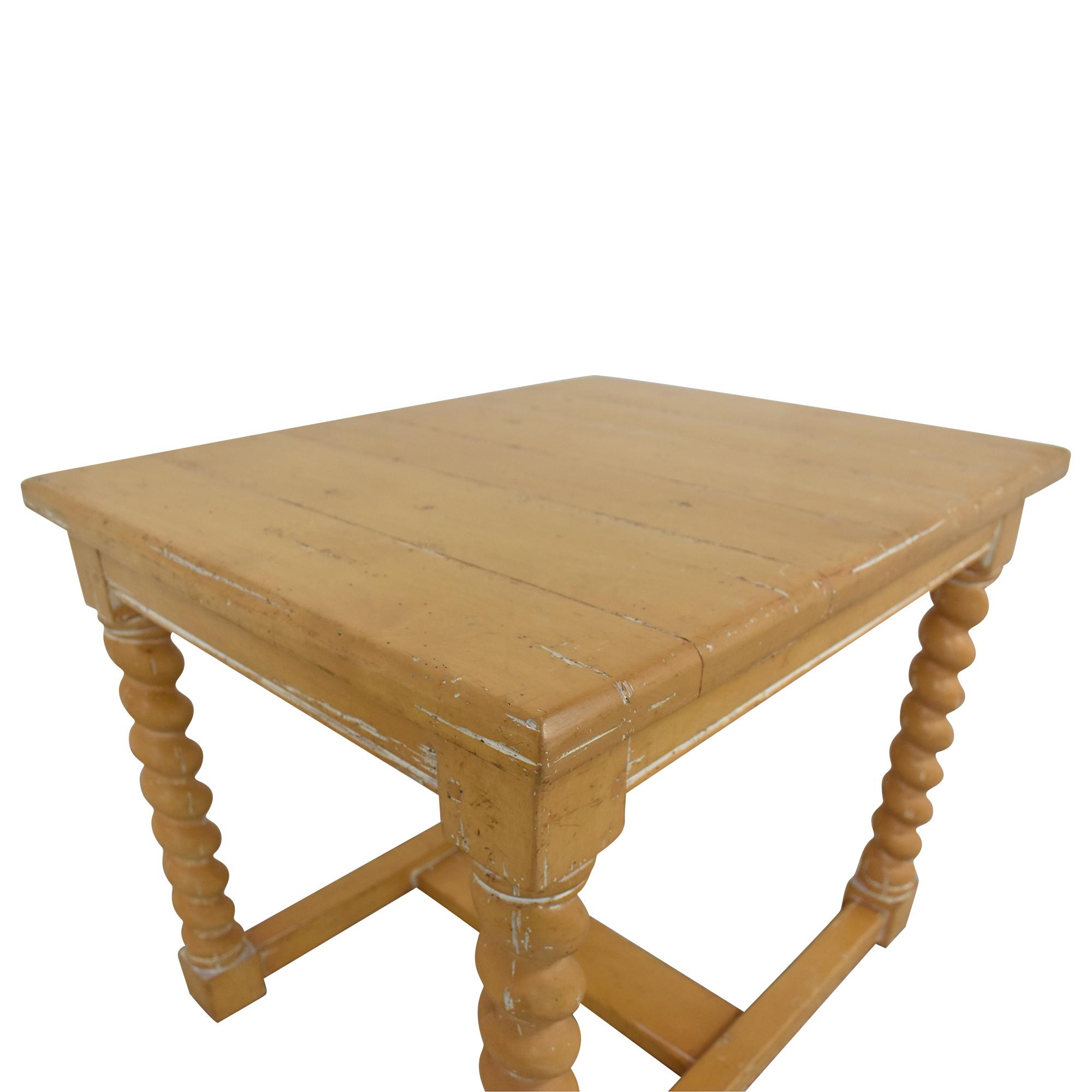 Guy Chaddock & Co. Guy Chaddock Barley Twist Lamp Table Tables
