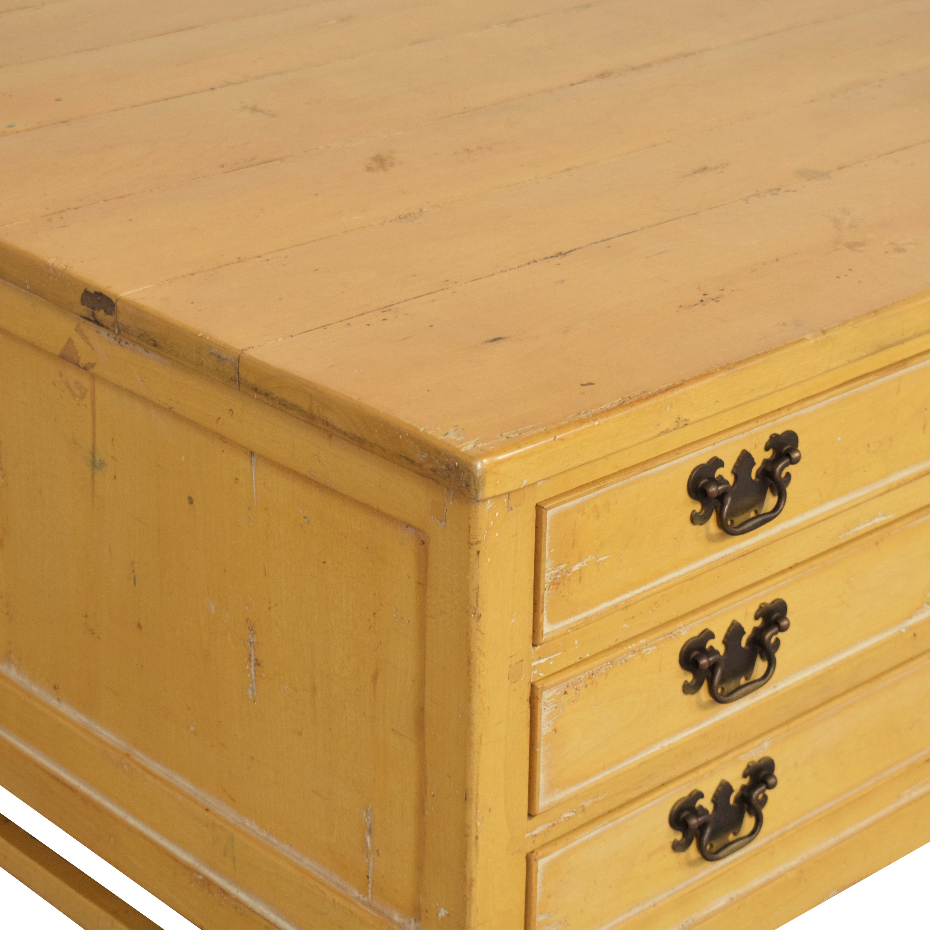 buy Guy Chaddock & Co. Melrose Coffee Table with Storage Guy Chaddock & Co. Coffee Tables