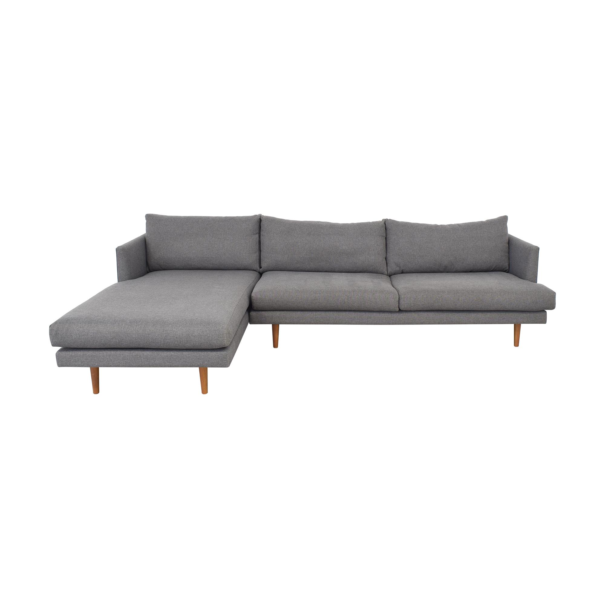buy Article Article Burrard Left Sectional Sofa online