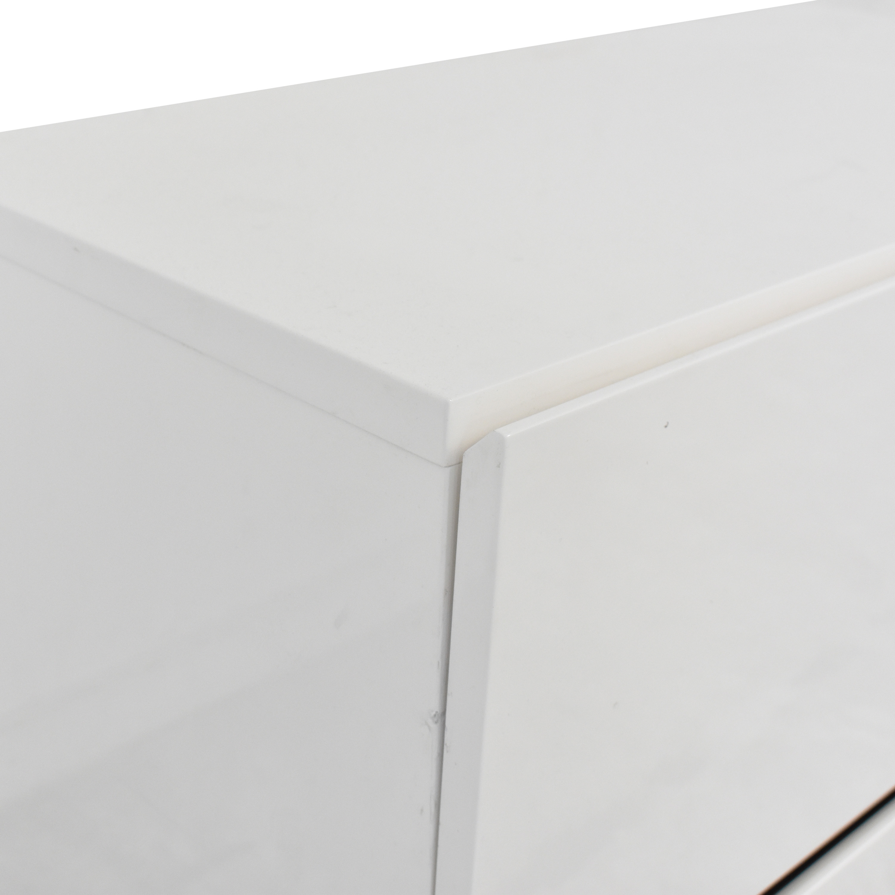 West Elm West Elm Lacquer Storage Modular Lateral File Cabinet price