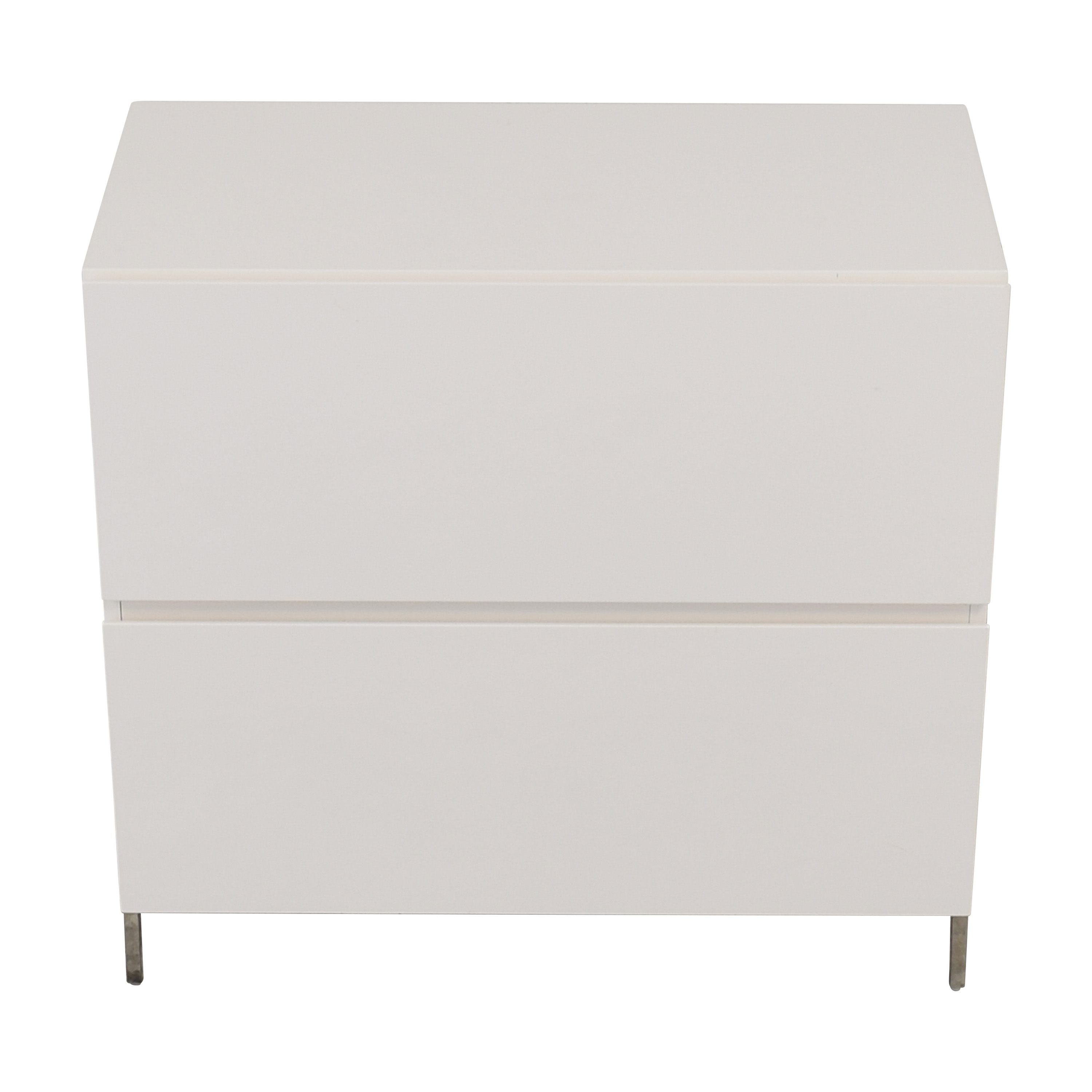 West Elm West Elm Lacquer Storage Modular Lateral File Cabinet ma