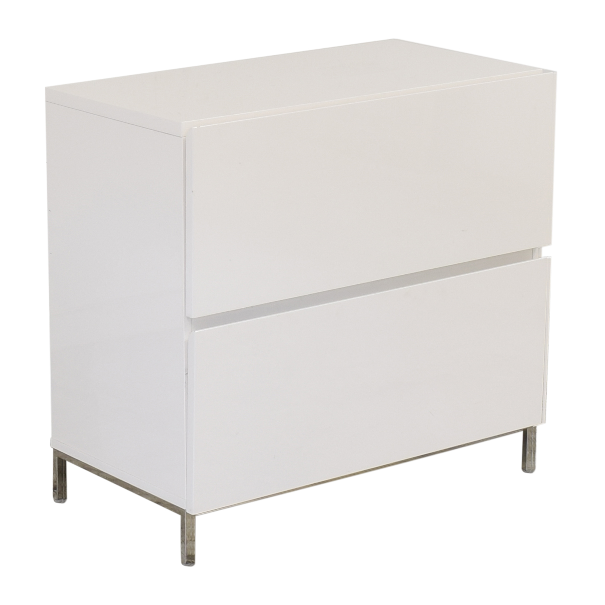 West Elm West Elm Lacquer Storage Modular Lateral File Cabinet Storage