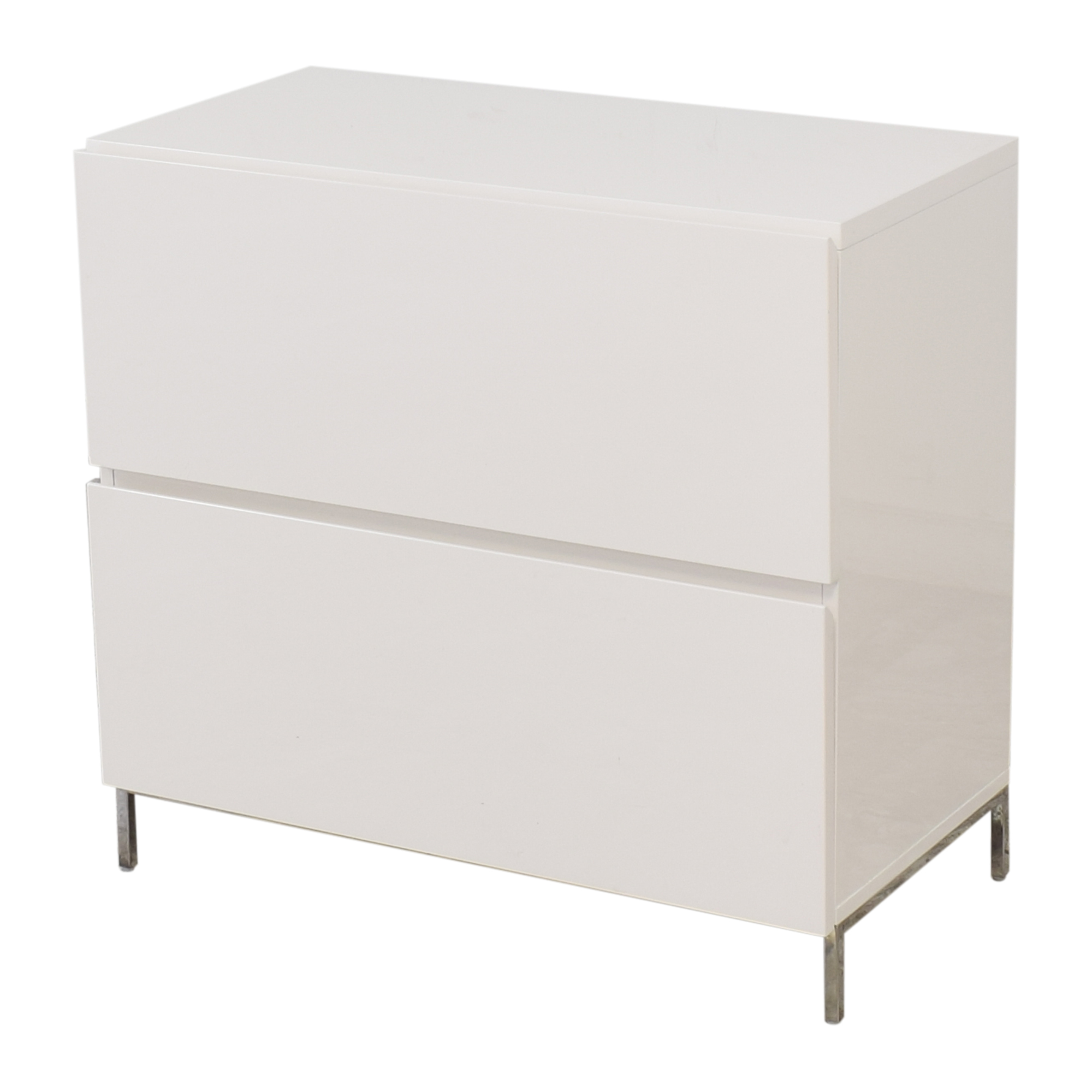 West Elm West Elm Lacquer Storage Modular Lateral File Cabinet Filing & Bins