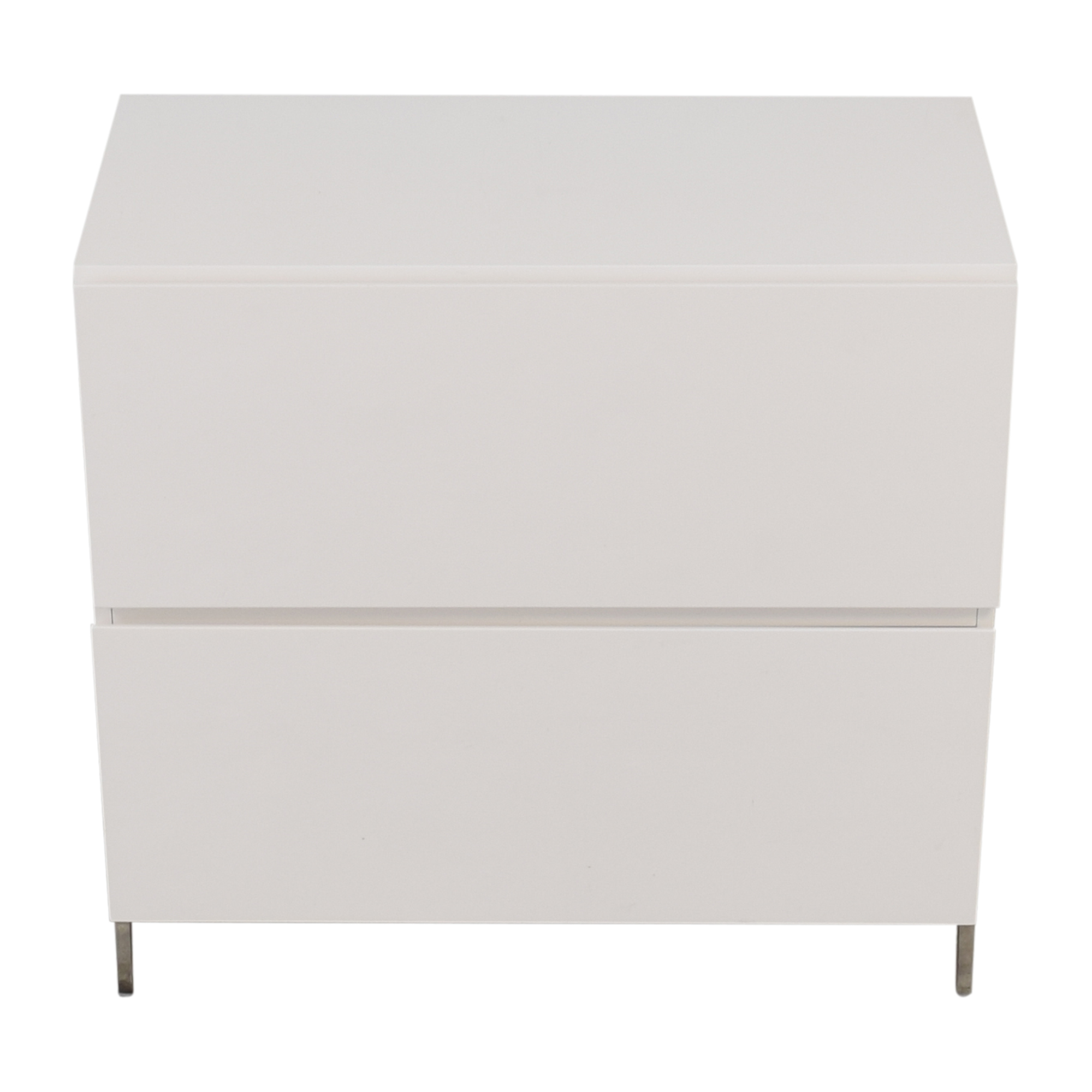 West Elm West Elm Lacquer Storage Modular Lateral File Cabinet discount