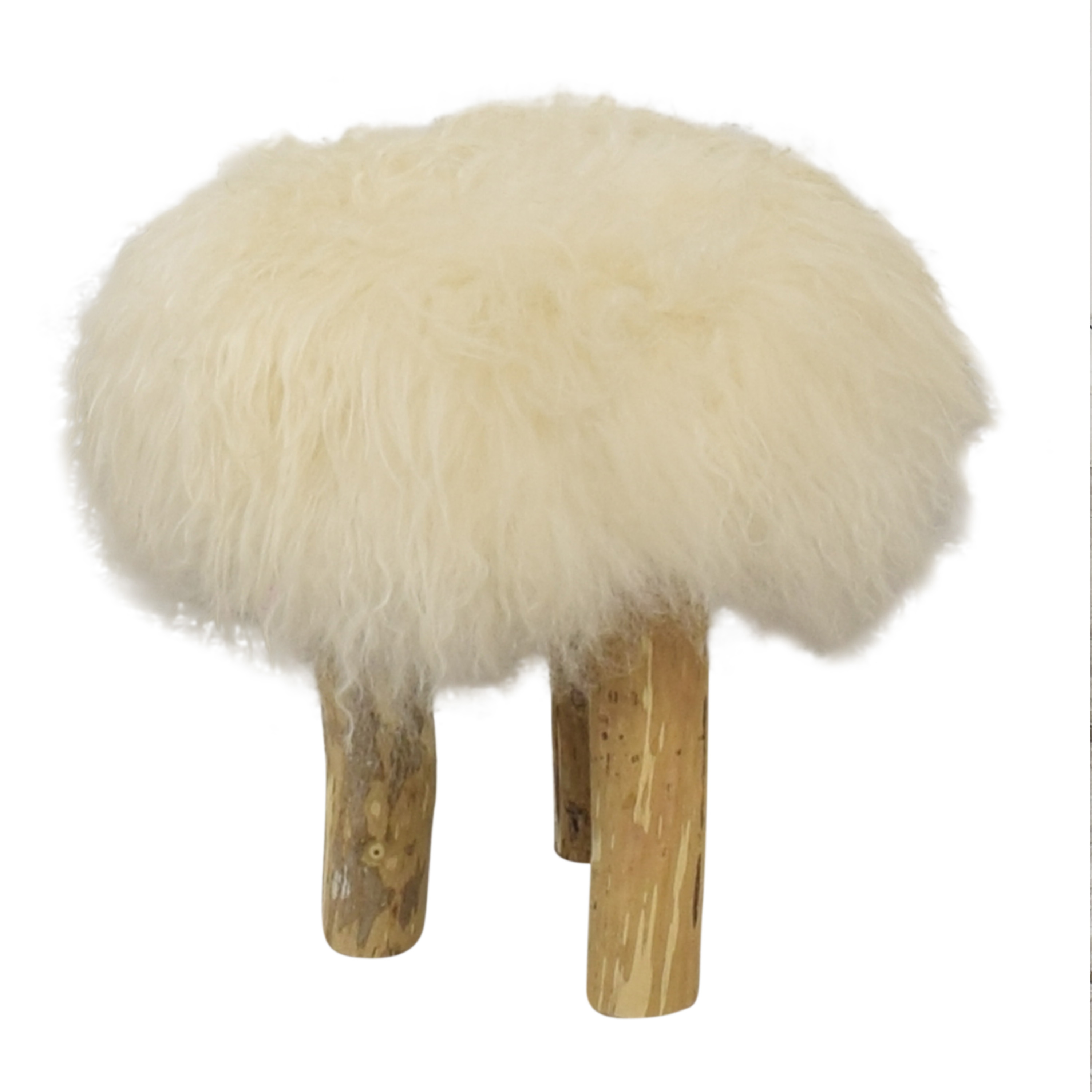 buy Home Nature Fluffy Stool