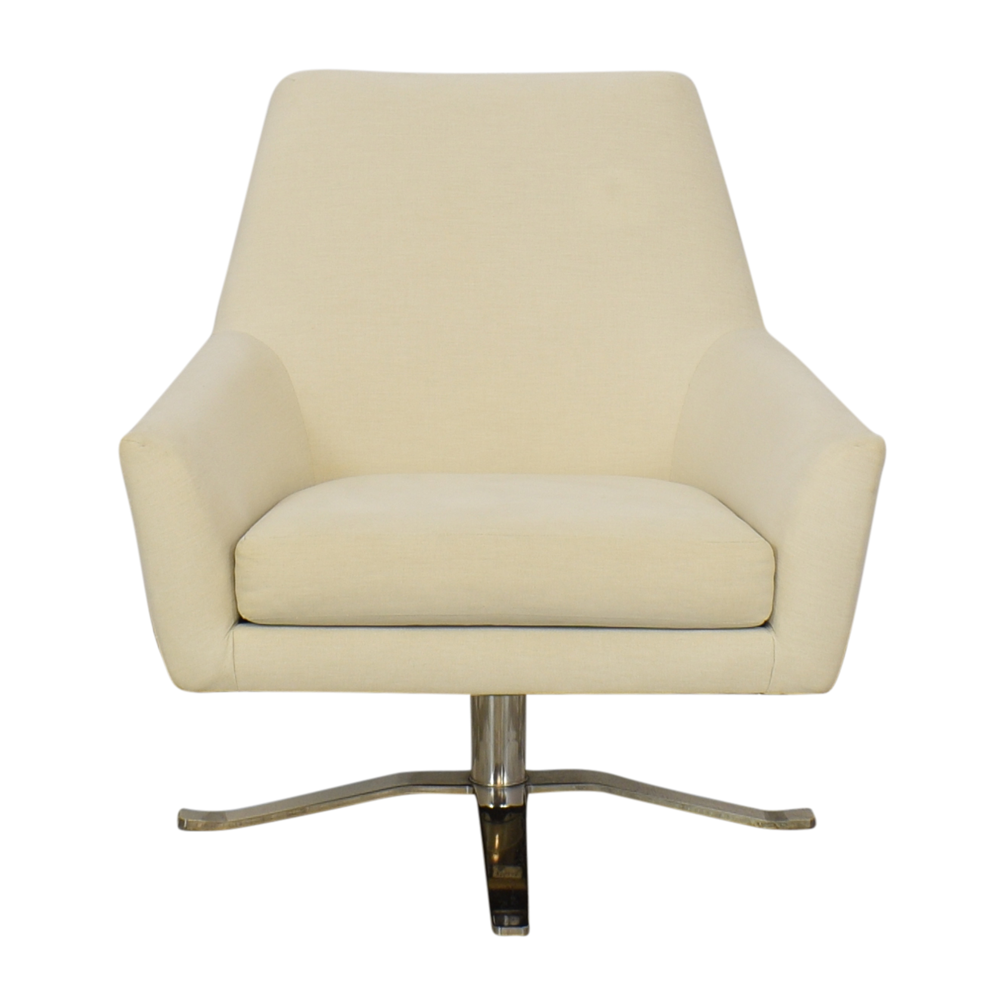 West Elm West Elm Lucas Swivel Chair
