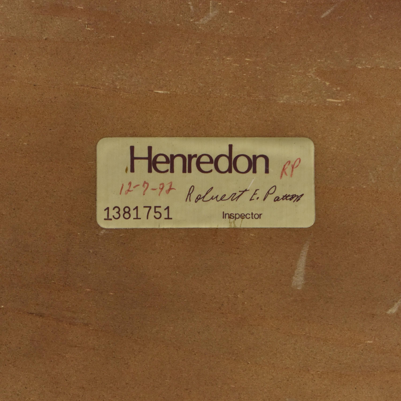 buy Henredon Oval Coffee Table Henredon Furniture Coffee Tables