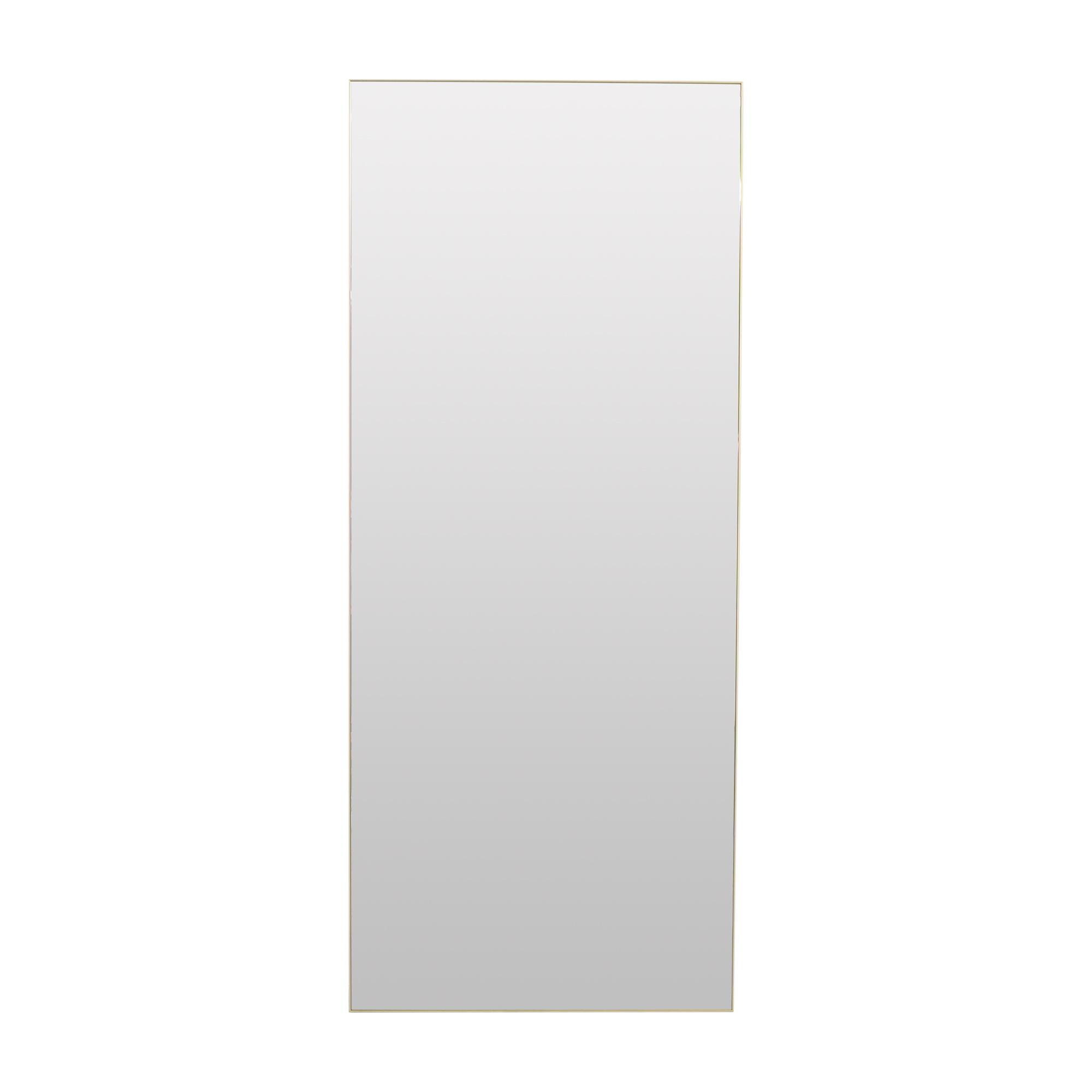 CB2 CB2 Infinity Floor Mirror ma