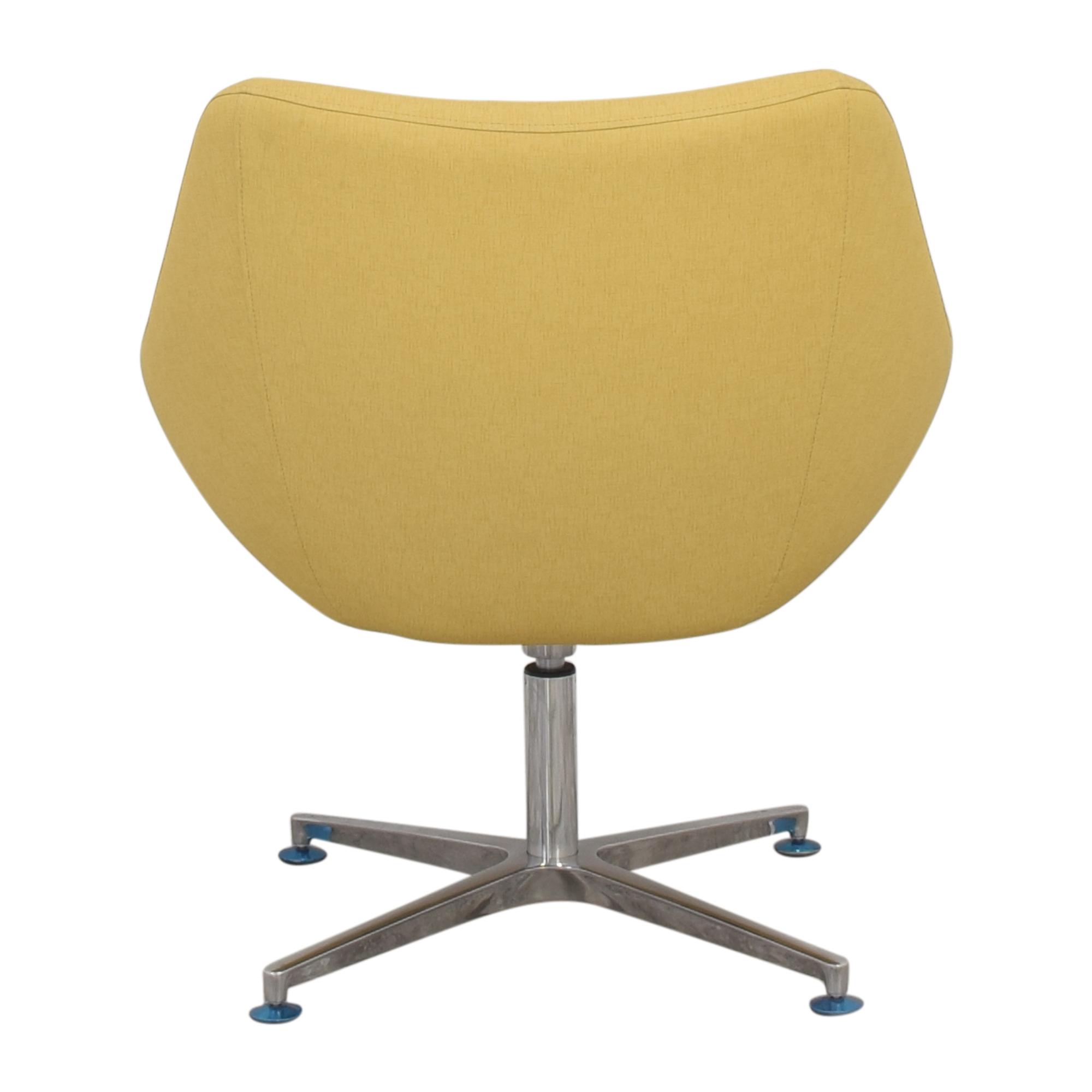 Kimball Kimball Bloom Swivel Lounge Chair