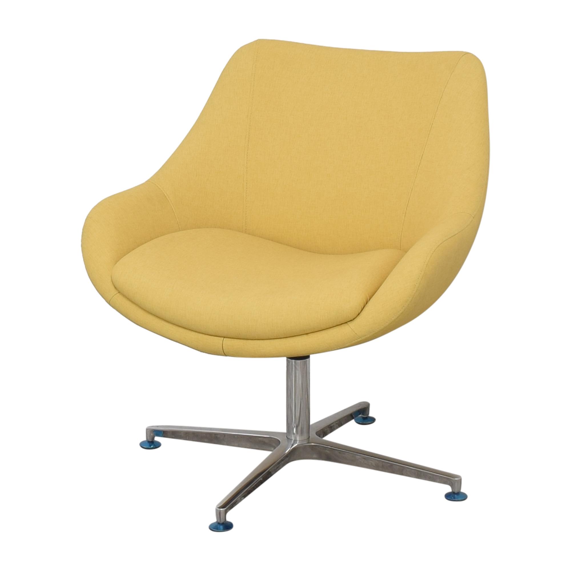 Kimball Kimball Bloom Swivel Lounge Chair coupon